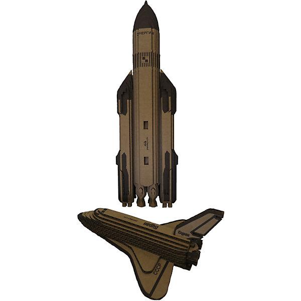 3D-Пазл Космический корабль Энергия-Буран, PandaPuzzleМодели из бумаги<br>3D-Пазл Космический корабль Энергия-Буран, PandaPuzzle ? головоломка от отечественного торгового бренда, который специализируется на выпуске трехмерных пазлов разной тематики. Все пазлы от PandaPuzzle выполнены из экологически безопасных материалов, имеют продуманный и реалистичный дизайн моделей. Выполненные из гофрокартона детали пазла отличаются легким весом и высокими физическими качествами: плотностью и жесткостью. Модель собирается в технике объемного квиллинга, что подразумевает склеивание деталей пазла между собой.  Собирая модели в данной технике, у ребенка развивается логическое мышление и мелкая моторика рук, тренируется зрительная память и внимательность. В каждый набор входит клей для склеивания деталей и инструкция по сбору модели. <br>3D-Пазл Космический корабль Энергия-Буран, PandaPuzzle упакован в стилизованную картонную коробку.<br><br>Дополнительная информация:<br><br>- Вид игр: игры-головоломки, сюжетно-ролевые<br>- Предназначение: для дома, для развивающих центров, для центров дополнительного образования<br>- Материал: гофрокартон<br>- Комплектация: 49 деталей, клей, инструкция<br>- Размер (Д*Ш*В): 43,5*6,7*26,5 см<br>- Вес: 510 г <br>- Пол: для мальчика/для девочки<br>- Особенности ухода: разрешается сухая чистка собранной модели<br><br>Подробнее:<br><br>• Для детей в возрасте: от 5 лет и до 16 лет<br>• Страна производитель: Россия<br>• Торговый бренд: PandaPuzzle<br><br>3D-Пазл Космический корабль Энергия-Буран, PandaPuzzle можно купить в нашем интернет-магазине.<br><br>Ширина мм: 435<br>Глубина мм: 67<br>Высота мм: 265<br>Вес г: 510<br>Возраст от месяцев: 60<br>Возраст до месяцев: 192<br>Пол: Унисекс<br>Возраст: Детский<br>SKU: 4932395