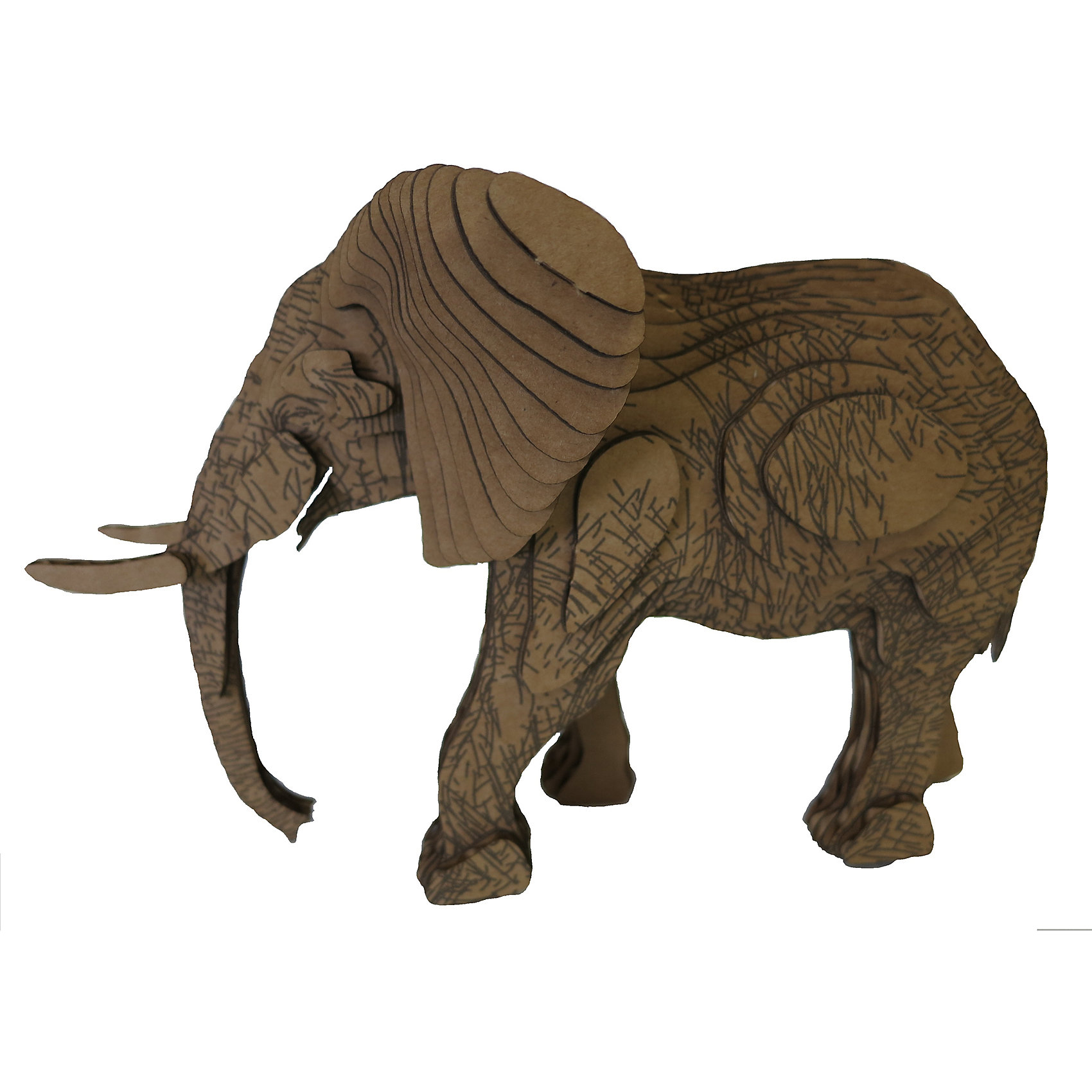 3D-Пазл «Слон», PandaPuzzle