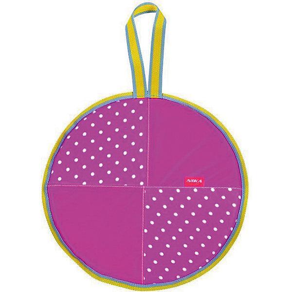 Ледянка Розовый горошекЛедянки<br>Ледянка Розовый горошек ? незаменимый аксессуар для зимних прогулок от отечественного торгового бренда Ника. Ледянка выполнена из экологически безопасных материалов и красителей: верхняя часть изготовлена из винила, который обладает водоотталкивающими свойствами, нижняя часть – из автотента, который характеризуется высокими скользящими свойствами и прочностью. Мягкость ледянке придает поролон. Выполнено изделие в форме круга с удобной прочной ручкой. У ледянок яркий красочный дизайн. <br><br>Дополнительная информация:<br><br>- Вид игр: подвижные игры<br>- Предназначение: для прогулок в зимний период<br>- Материал: поролон, винил, автотент<br>- Диаметр: 35 см<br>- Цвет: розовый, белый<br>- Пол: для девочки<br>- Особенности ухода: ледянки можно мыть в теплой мыльной воде<br><br>Подробнее:<br><br>• Для детей в возрасте: от 3 лет <br>• Страна производитель: Россия<br>• Торговый бренд: Ника<br><br>Ледянки Розовый горошек можно купить в нашем интернет-магазине.<br>Ширина мм: 390; Глубина мм: 160; Высота мм: 390; Вес г: 200; Возраст от месяцев: -2147483648; Возраст до месяцев: 2147483647; Пол: Женский; Возраст: Детский; SKU: 4935343;