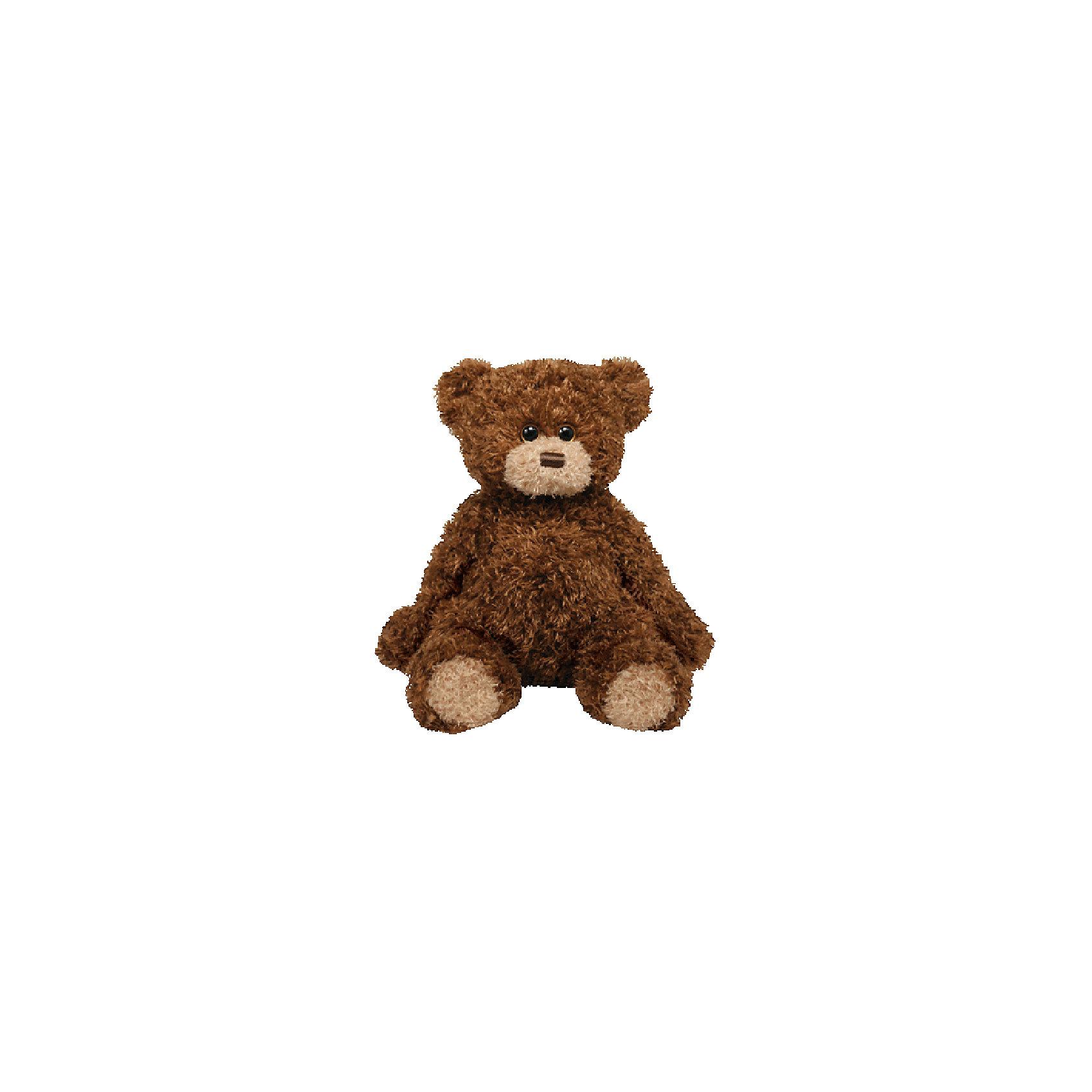 Медвежонок (коричневый), 25 см