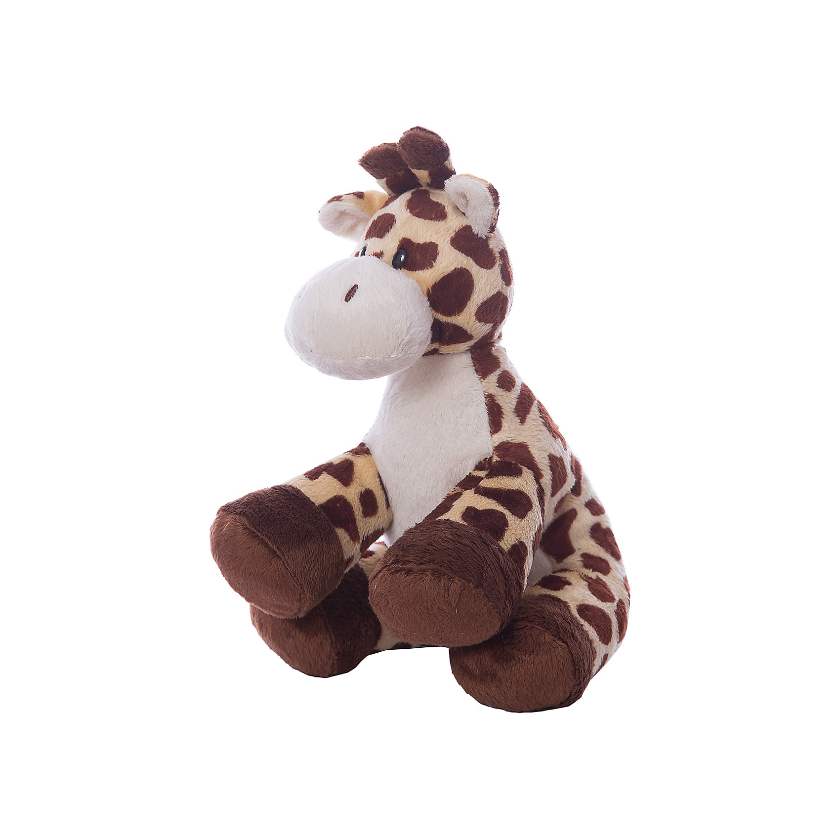 Жираф Tiptop, 25 смЖираф Tiptop, 25 см – игрушка от бренда TY Inc (ТАЙ Инкорпорейтед), знаменитого своими мягкими игрушками, в качестве наполнителя для которых используются гранулы. Жираф выполнен из качественного и гипоаллергенного пятнистого текстиля с коротким ворсом на туловище и голове, на грудке – из белого цвета, а на копытцах – темно-коричневого. Используемые материалы делают игрушку прочной, устойчивой к изменению цвета и формы, ее разрешается стирать.<br>Жираф Tiptop, 25 см TY Inc непременно станет любимой игрушкой для вашего ребенка, а уникальный наполнитель будет способствовать  не  только развитию мелкой моторики пальцев, но и оказывать релаксирующее воздействие.<br><br>Дополнительная информация:<br><br>- Вид игр: сюжетно-ролевые игры, интерьерные игрушки, для коллекционирования<br>- Предназначение: для дома<br>- Материал: искусственный мех, пластик, наполнитель ? гранулы<br>- Высота: 25 см<br>- Особенности ухода: разрешается стирка<br>Подробнее:<br><br>• Для детей в возрасте: от 3 лет <br>• Страна производитель: Китай<br>• Торговый бренд: TY Inc <br><br>Жирафа Tiptop, 25 см можно купить в нашем интернет-магазине.<br><br>Ширина мм: 100<br>Глубина мм: 80<br>Высота мм: 250<br>Вес г: 170<br>Возраст от месяцев: 36<br>Возраст до месяцев: 2147483647<br>Пол: Унисекс<br>Возраст: Детский<br>SKU: 4936257