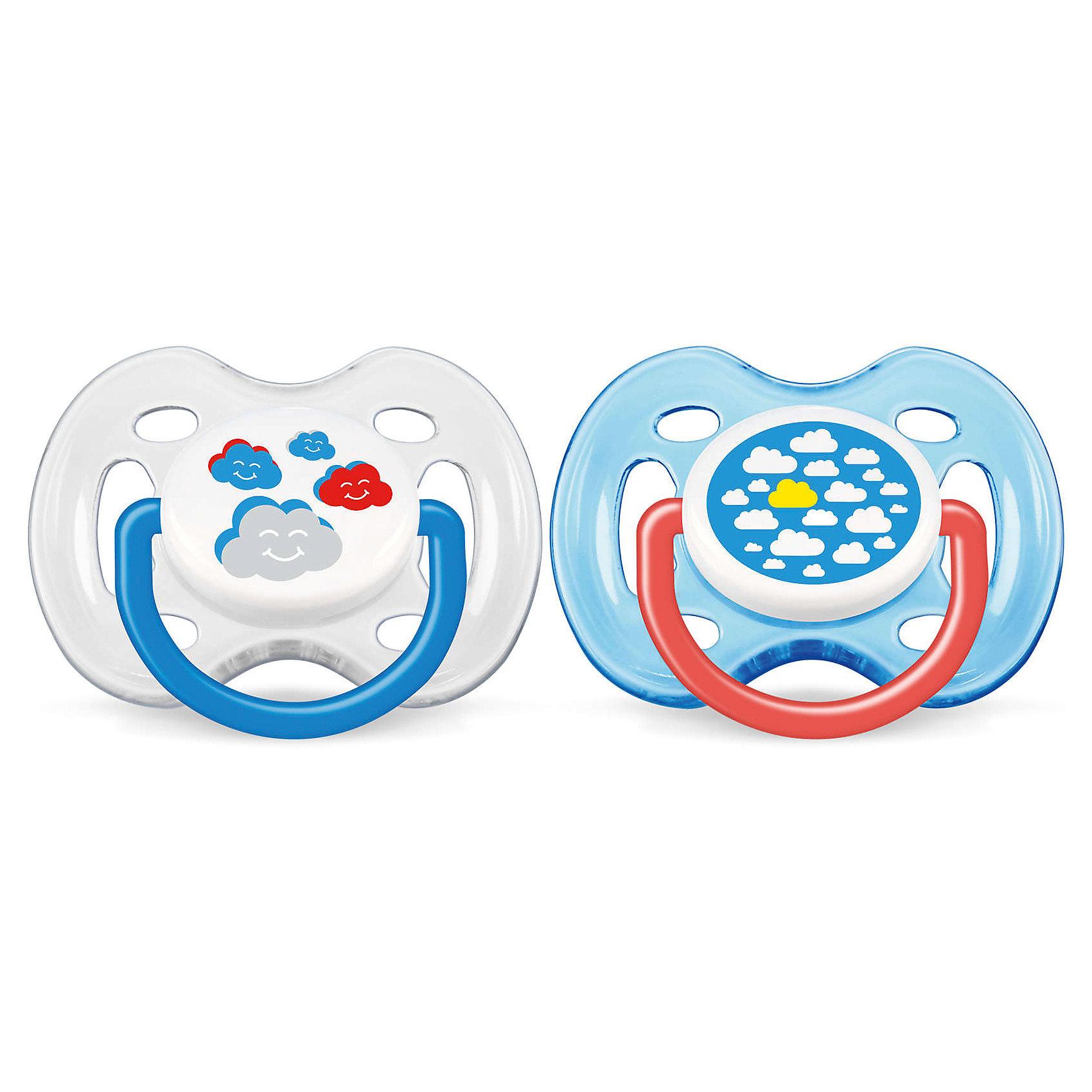 Соска-пустышка 0-6 мес, 2 шт, Classic, Philips Avent, белый/синийНевероятно удобная, симметрично мягкая соска-пустышка специально для Вашего ребенка! Соска выполнена учитывая строение и естественное развитие неба, зубов и десен малыша и гарантирует комфорт.<br><br>Дополнительная информация:<br><br>- Возраст: с рождения и до 6 месяцев.<br>- Кол-во в упаковке: 2 шт.<br>- Цвет: белый/синий<br>- Состав: высококачественный силикон.<br>- Размер упаковки: 5х10х10 см.<br>- Вес в упаковке: 63 г.<br><br>Купить соску-пустышку Classiс от Philips Avent, можно в нашем магазине.<br><br>Ширина мм: 50<br>Глубина мм: 100<br>Высота мм: 100<br>Вес г: 63<br>Возраст от месяцев: 0<br>Возраст до месяцев: 6<br>Пол: Женский<br>Возраст: Детский<br>SKU: 4936373