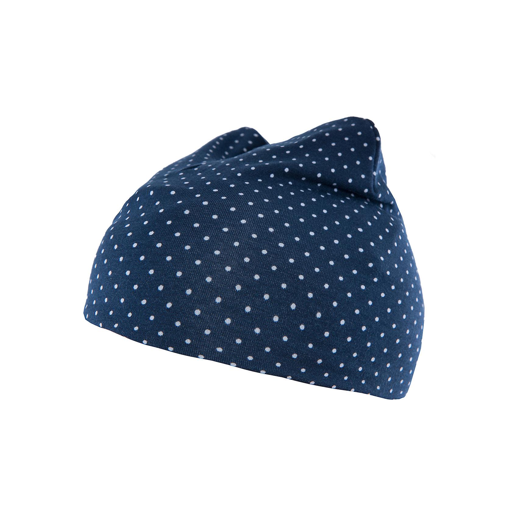Шапочка АпрельШапочка Апрель.<br><br>Характеристики:<br><br>• состав: 95% хлопок, 5% лайкра<br>• цвет: синий<br>• коллекция: Ветер<br><br>Шапочка Апрель изготовлена из качественных гипоаллергенных материалов. Благодаря привлекательному дизайну, шапка хорошо сидит на голове. Расцветка в горошек идеально подойдет к любому образу. Стильная шапочка подчеркнет индивидуальность девочки.<br><br>Шапочку Апрель вы можете купить в нашем интернет-магазине.<br><br>Ширина мм: 89<br>Глубина мм: 117<br>Высота мм: 44<br>Вес г: 155<br>Цвет: синий<br>Возраст от месяцев: 12<br>Возраст до месяцев: 18<br>Пол: Женский<br>Возраст: Детский<br>Размер: 48,54,52,50<br>SKU: 4936535