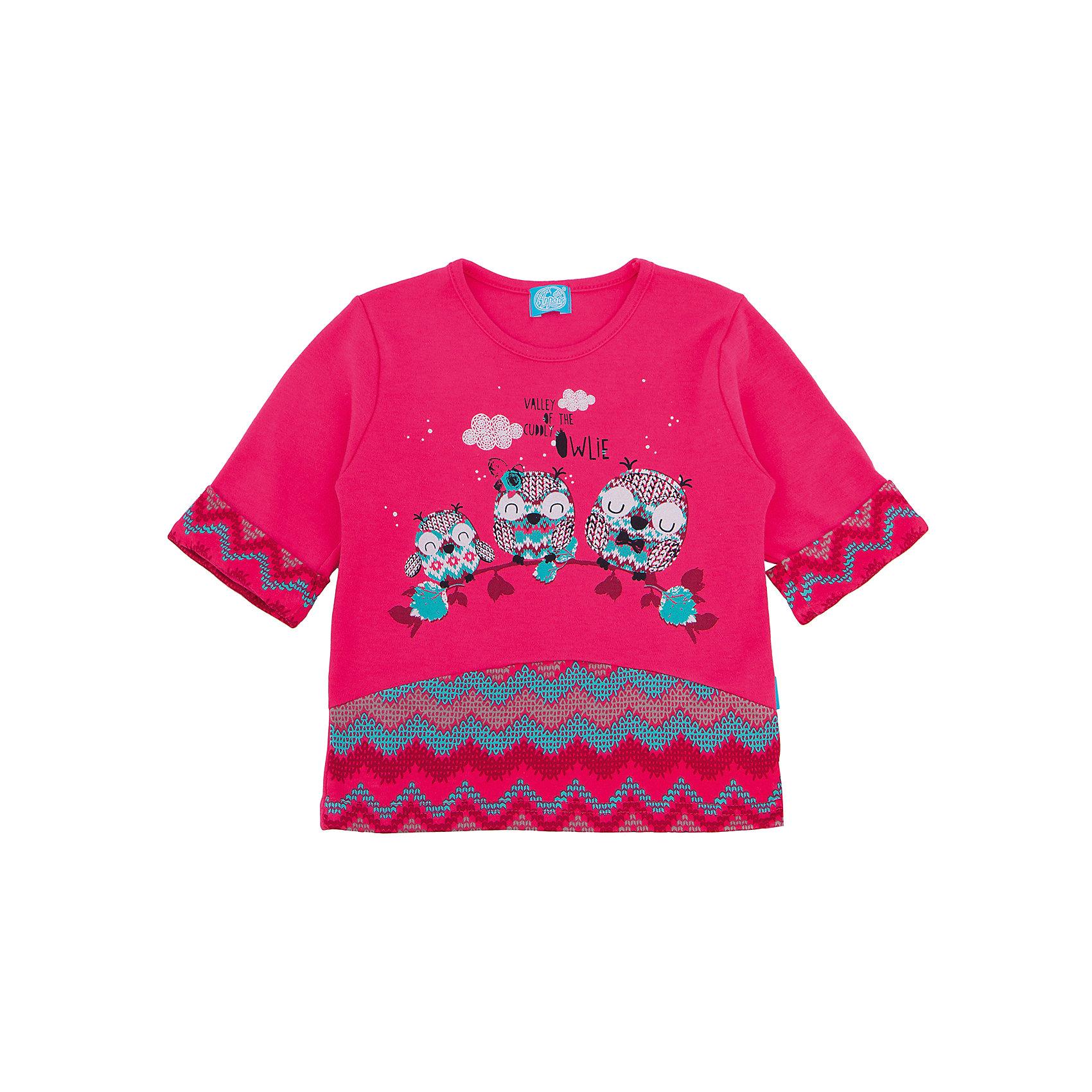 Апрель Футболка с длинным рукавом для девочки Апрель апрель футболка для девочки апрель