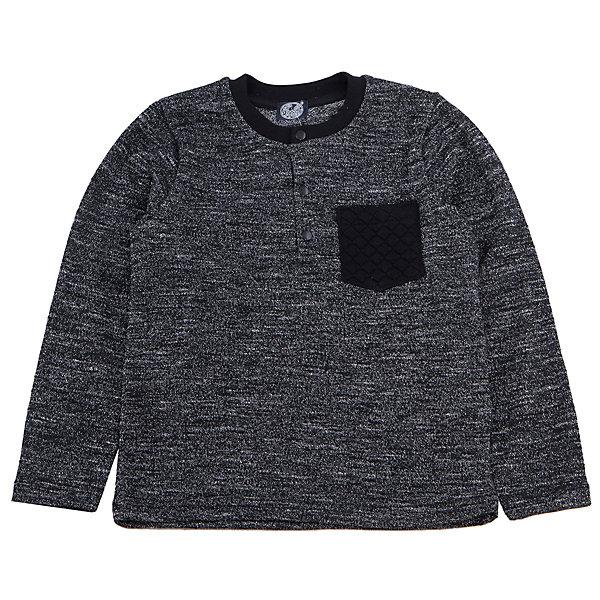 Футболка с длинным рукавом для мальчика АпрельСпортивная одежда<br>Футболка с длинным рукавом  для мальчика Апрель.<br><br>Характеристики:<br><br>• состав: 64% полиэстер, 25% вискоза, 11% лайкра<br>• цвет: черный<br>• рукав: длинный<br>• нагрудный карман<br><br>Джемпер Апрель изготовлен из качественных прочных материалов. Он имеет округлый ворот, длинный рукав и карман на груди. Классический джемпер строгой расцветки хорошо сочетается как с джинсами, так и с брюками.<br><br>Джемпер для мальчика Апрель вы можете приобрести в нашем интернет-магазине.<br><br>Ширина мм: 190<br>Глубина мм: 74<br>Высота мм: 229<br>Вес г: 236<br>Цвет: черный<br>Возраст от месяцев: 60<br>Возраст до месяцев: 72<br>Пол: Мужской<br>Возраст: Детский<br>Размер: 116,146,140,134,128,122<br>SKU: 4936668