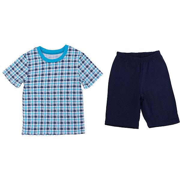 Пижама для мальчика АпрельПижамы и сорочки<br>Пижама для мальчика Апрель.<br><br>Характеристики:<br>• состав: 100% хлопок<br>• цвет: синий<br><br>Пижама от марки Апрель изготовлена из мягкого хлопка, приятного на ощупь. Синие шорты хорошо сочетаются с футболкой в клетку. Спать в такой пижаме очень комфортно!<br><br>Пижаму для мальчика Апрель можно приобрести в нашем интернет-магазине.<br><br>Ширина мм: 281<br>Глубина мм: 70<br>Высота мм: 188<br>Вес г: 295<br>Цвет: синий<br>Возраст от месяцев: 60<br>Возраст до месяцев: 72<br>Пол: Мужской<br>Возраст: Детский<br>Размер: 116,86,110,104,98,92<br>SKU: 4936785