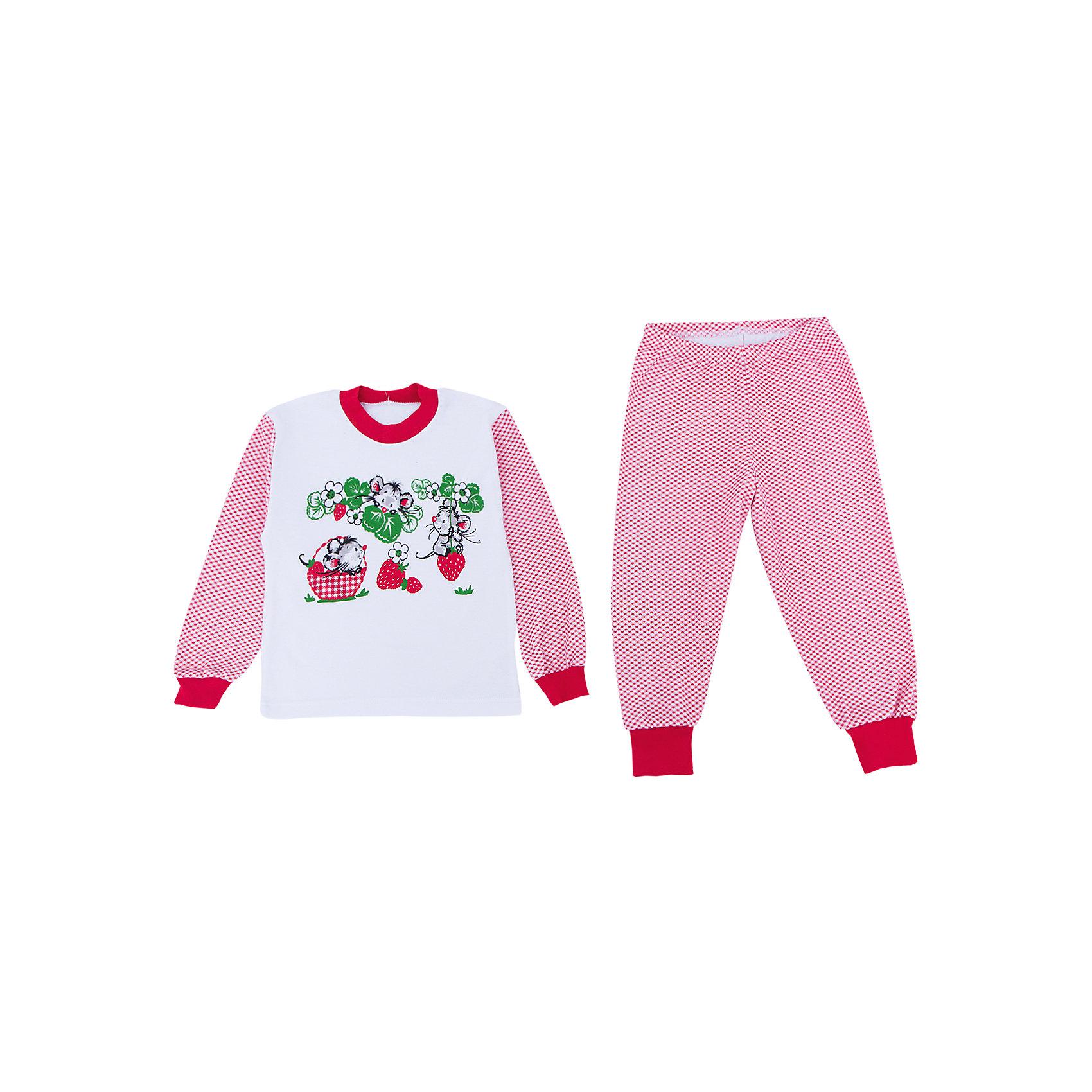 Пижама для девочки АпрельПижамы и сорочки<br>Пижама Апрель.<br><br>Характеристики:<br>• материал: хлопок<br>• цвет: белый<br><br>Яркая пижама от популярной марки Апрель выполнена из мягкого хлопка, приятного телу, что ребенок сможет оценить во время сна. Манжеты не позволят холодному воздуху проникнуть под одежду. Модель украшена ярким рисунком с мышками. В такой пижаме ваш ребенок увидит самые приятные и яркие сны!<br><br>Купить пижаму Апрель можно в нашем интернет-магазине.<br><br>Ширина мм: 281<br>Глубина мм: 70<br>Высота мм: 188<br>Вес г: 295<br>Цвет: красный/белый<br>Возраст от месяцев: 18<br>Возраст до месяцев: 24<br>Пол: Женский<br>Возраст: Детский<br>Размер: 92,116,98,104,110<br>SKU: 4936833