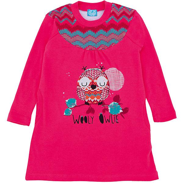 Платье для девочки АпрельПлатья и сарафаны<br>Платье для девочки Апрель.<br><br>Характеристики:<br>• состав: 100% хлопок<br>• цвет: коралловый<br>• коллекция: Веселые совы<br><br>Платье с длинным рукавом и круглым воротом для девочки Апрель имеет прямой силуэт. Изделие выполнено из качественного хлопка, который приятен телу и не вызывает раздражения. Спереди платье украшено рисунком со спящей совой. В этом платье будет очень удобно, а милая сова подарит массу положительных эмоций!<br><br>Платье для девочки Апрель вы можете купить в нашем интернет-магазине.<br><br>Ширина мм: 236<br>Глубина мм: 16<br>Высота мм: 184<br>Вес г: 177<br>Цвет: коралловый<br>Возраст от месяцев: 24<br>Возраст до месяцев: 36<br>Пол: Женский<br>Возраст: Детский<br>Размер: 98,116,110,92,104<br>SKU: 4936972