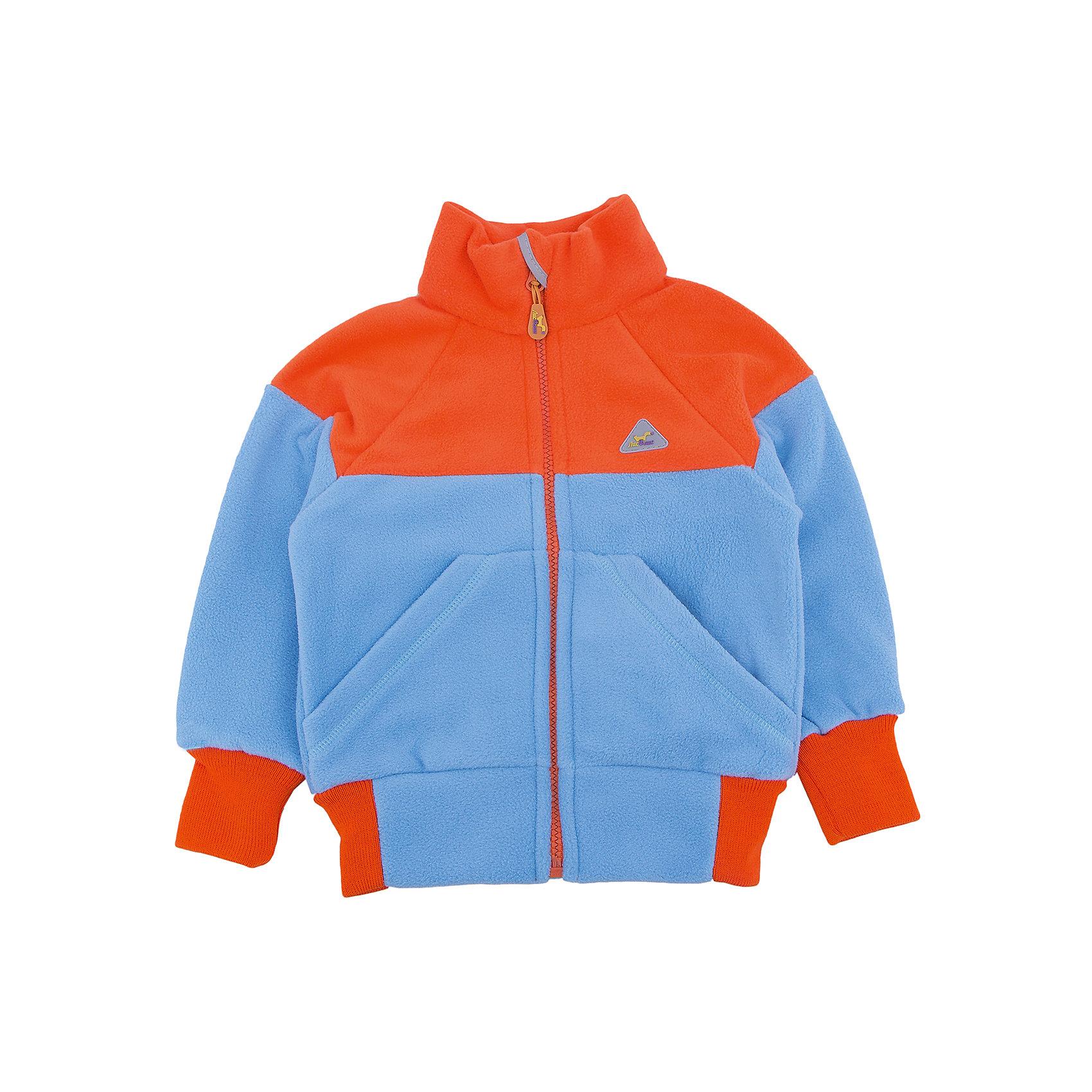 Толстовка Чемпион для мальчика ЛисФлисФлис и термобелье<br>Характеристики кофты Чемпион: <br><br>- комплектация: кофта<br>- пол: для мальчиков<br>- цвет: голубой, оранжевый<br>- длина рукава: длинные<br>- вид застежки: молния<br>- тип карманов: накладные<br>- покрой: прямой<br>- декоративные элементы: логотип ЛисФлис<br>- фактура материала: флис<br>- уход за вещами: предварительная стирка<br>- рисунок: без рисунка<br>- назначение: повседневная<br>- вырез горловины: воротник-стойка<br>- сезон: круглогодичный<br>- страна бренда: Россия<br>- страна производитель: Россия<br><br>Кофта Чемпион российской торговой марки ЛисФлис постоянный хит продаж благодаря идеальному соотношению цены и качества. Кофта выполнена из плотного флиса 280 г. с манжетами на рукавах, с резинкой по низу изделия и специальной защитой-стоппером от молнии. Кофта Чемпион выполнена в ярких цветах.<br><br>Кофту Чемпион торговой марки ЛисФлис  можно купить в нашем интернет-магазине.<br><br>Ширина мм: 190<br>Глубина мм: 74<br>Высота мм: 229<br>Вес г: 236<br>Цвет: оранжевый/синий<br>Возраст от месяцев: 120<br>Возраст до месяцев: 132<br>Пол: Мужской<br>Возраст: Детский<br>Размер: 146,80,86,92,98,104,110,116,122,128,134,140<br>SKU: 4938901