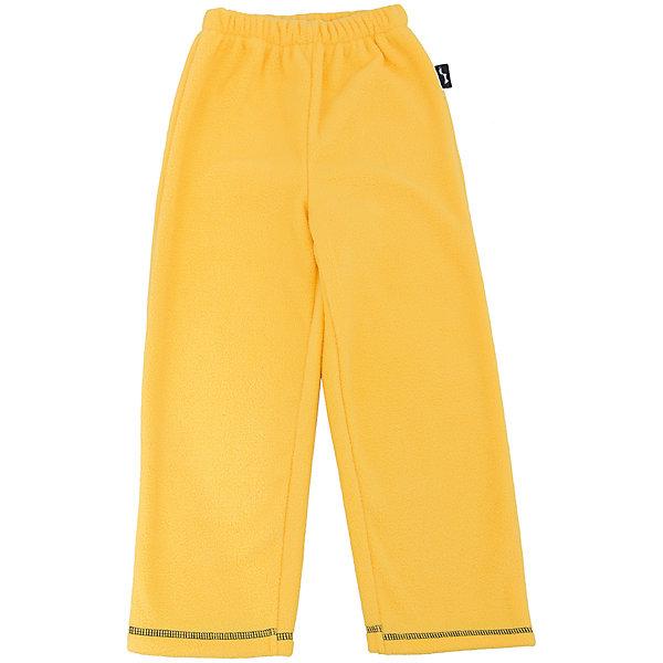 Штаны Радуга ЛисФлисФлис и термобелье<br>Характеристики штанов: <br><br>- комплектация: штаны<br>- пол: для мальчика, для девочки<br>- цвет: желтый<br>- вид застежки: без застежки; резинка<br>- крой брючин: прямой<br>- тип посадки: средняя посадка<br>- фактура материала: флис<br>- уход за вещами: предварительная стирка<br>- рисунок: без рисунка<br>- плотность: синтетического утеплителя<br>- утеплитель: без утепления<br>- назначение: повседневная<br>- характеристика пух/перо: fill power<br>- сезон: круглогодичный<br>- страна бренда: Россия<br>- страна производитель: Россия<br><br>Штаны Радуга торговой марки ЛисФлис будут отличным приобретение для Вашего ребенка, благодаря богатству цветов выбора и доступной цене! В штанах Радуга удобно, комфортно и тепло в любое время года.<br><br>Штаны для мальчика торговой марки ЛисФлис  можно купить в нашем интернет-магазине.<br>Ширина мм: 215; Глубина мм: 88; Высота мм: 191; Вес г: 336; Цвет: желтый; Возраст от месяцев: 96; Возраст до месяцев: 108; Пол: Унисекс; Возраст: Детский; Размер: 134,146,140,128,122,116,110,104,98,92,86,80; SKU: 4939202;