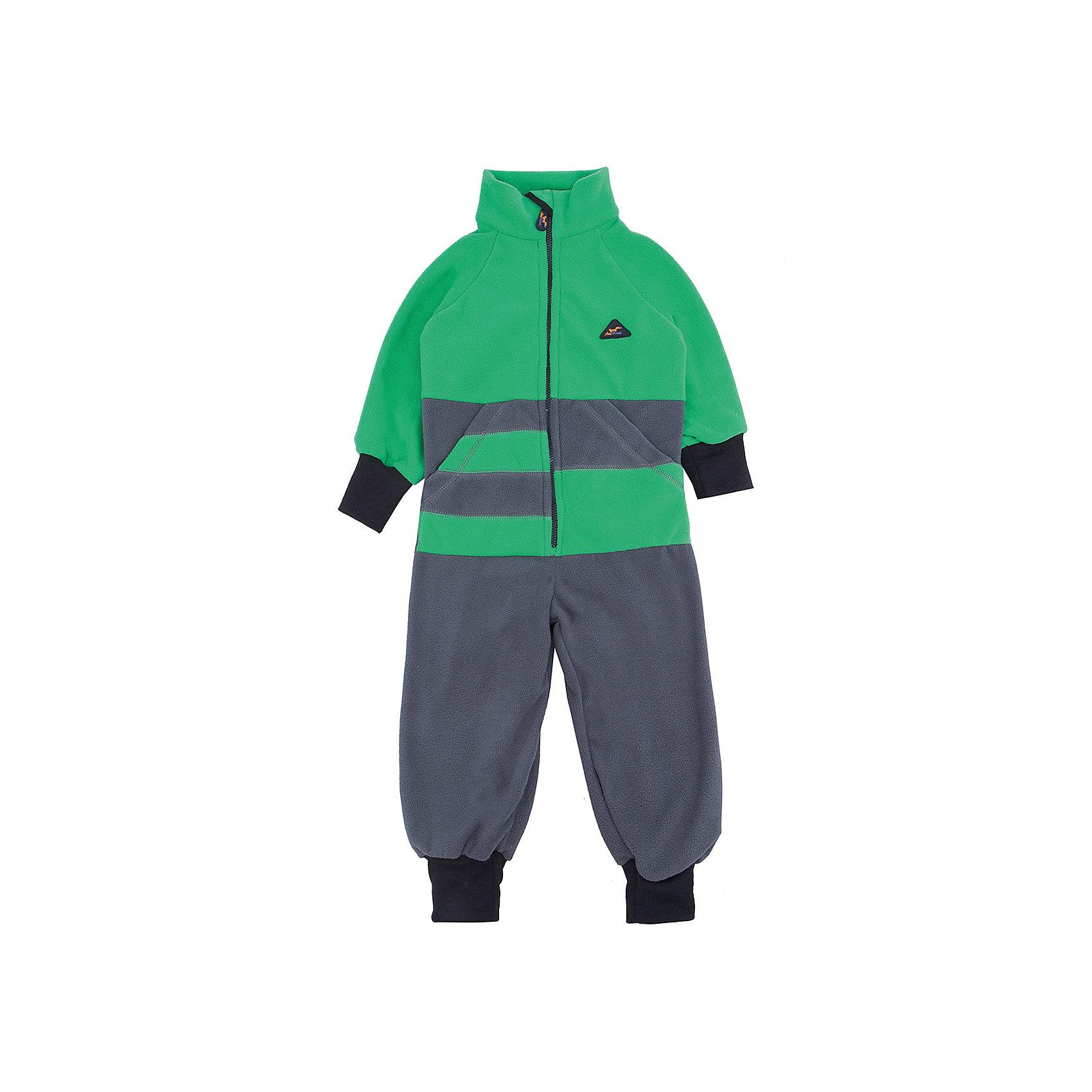 Комбинезон Полоска ЛисФлисФлис и термобелье<br>Характеристики комбинезона:<br><br>- пол: для девочек, для мальчиков<br>- комплект: комбинезон<br>- длина рукава: длинные<br>- цвет: зеленый/синий<br>- вид застежки: молния<br>- материал: флис<br>- уход: предварительная стирка<br>- рисунок: без рисунка<br>- утеплитель: без утепления<br>- назначение: повседневная<br>- сезон: круглогодичный<br>- страна бренда: Россия<br>- страна производитель: Россия<br><br>Комбинезон торговой марки ЛисФлис очень мягкий, легкий, теплый! Комплект выполнен из двустороннего микрофлиса, 180 гр. Изделие дополнено манжетами на рукавах и штанинах, защитой-стоппером от молнии. Комбинезон оформлен интересным дизайнерским решением на передней части кофты на зеленом фоне имеются темно-синие объемные полосы.<br><br>Комбинезон торговой марки ЛисФлис можно купить в нашем интернет-магазине.<br><br>Ширина мм: 215<br>Глубина мм: 88<br>Высота мм: 191<br>Вес г: 336<br>Цвет: grau/gr?n<br>Возраст от месяцев: 12<br>Возраст до месяцев: 18<br>Пол: Унисекс<br>Возраст: Детский<br>Размер: 86,134,80,92,98,104,110,116,122,128<br>SKU: 4939366