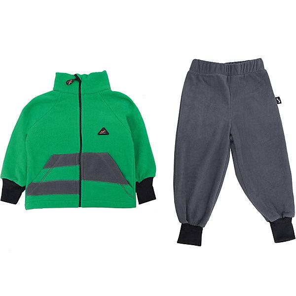 Комплект Полоска ЛисФлисФлис и термобелье<br>Характеристики комплекта Полоска:<br><br>- модель костюма: с брюками<br>- комплектация: кофта, штаны<br>- цвет: зеленый, серый<br>- пол: для мальчиков, для девочек <br>- длина рукава: длинные<br>- вид застежки: молния<br>- тип карманов: накладные<br>- покрой: прямой<br>- фактура материала: флис<br>- уход за вещами: предварительная стирка<br>- рисунок: без рисунка<br>- утеплитель: без утепления<br>- назначение: повседневная<br>- сезон: круглогодичный<br>- страна бренда: Россия<br>- страна производитель: Россия<br><br>Комплект Полоска торговой марки ЛисФлис - это очень мягкое, легкое, теплое изделие! Комплект выполнен из двустороннего микрофлиса (180 гр.) с манжетами на рукавах и штанинах, защитой-стоппером от молнии и интересным дизайнерским решением на передней части кофты.<br><br>Комплект Полоска торговой марки ЛисФлис можно купить в нашем интернет-магазине.<br><br>Ширина мм: 190<br>Глубина мм: 74<br>Высота мм: 229<br>Вес г: 236<br>Цвет: grau/gr?n<br>Возраст от месяцев: 72<br>Возраст до месяцев: 84<br>Пол: Мужской<br>Возраст: Детский<br>Размер: 122,80,134,128,116,110,104,98,92,86<br>SKU: 4939388