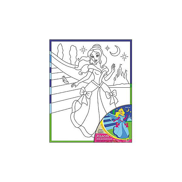 Холст с красками Сказка для самых маленьких, 20х25 смРаскраски по номерам<br>Холст с красками Сказка для самых маленьких - прекрасный подарок детям, которые любят рисовать. В наборе вы найдете всё, что нужно для детского творчества: холст с эскизом, яркие краски и кисточка. Готовую картинку можно подарить друзьям или украсить свою комнату!<br><br>Дополнительная информация:<br>В наборе: холст-эскиз, 7 акриловых красок, кисточка<br>Размер: 20х1,5х25 см<br>Вес: 210 грамм<br>Холст с красками Сказка для самых маленьких можно купить в нашем интернет-магазине.<br><br>Ширина мм: 250<br>Глубина мм: 15<br>Высота мм: 200<br>Вес г: 210<br>Возраст от месяцев: 36<br>Возраст до месяцев: 120<br>Пол: Унисекс<br>Возраст: Детский<br>SKU: 4939522
