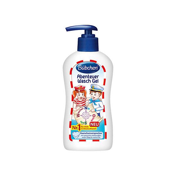Гель-мыло Искатели приключений, BUBCHEN, 200 мл.Мыло для детей<br>Гель-мыло Искатели приключений, BUBCHEN, 200 мл.– это то, что вы искали для своего малыша. Этот гель в удобной укаповке с дозатором подходит для мягкого и бережного очищения кожи и волос, не раздражает кожу и глазки. Совмещает в себе шампунь и гель для душа, после мытья волосы легко расчесываются и имеют здоровый блеск. Гель имеет приятный фруктовый запах абрикоса. Способ применения: нанесите небольшое количество геля на губку или руку и затем на влажную кожу и влажные волосы. Легко помассируйте и затем смойте теплой водой пену. Также можно добавить несколько капель геля в ванну.<br><br>Дополнительная информация:<br>- PH-нейтральный для кожи<br>- Не раздражает глаза<br>- Подходит для ежедневного ухода<br>- Размер: 50 * 100 * 50 мм<br><br>Гель-мыло Искатели приключений, BUBCHEN, 200 мл. можно купить в нашем интернет-магазине.<br><br>Подробнее:<br>• Для детей в возрасте: от 3-х лет<br>• Номер товара: 4940209<br>Страна производитель: Германия<br>Ширина мм: 50; Глубина мм: 100; Высота мм: 50; Вес г: 238; Возраст от месяцев: 36; Возраст до месяцев: 2147483647; Пол: Унисекс; Возраст: Детский; SKU: 4940209;
