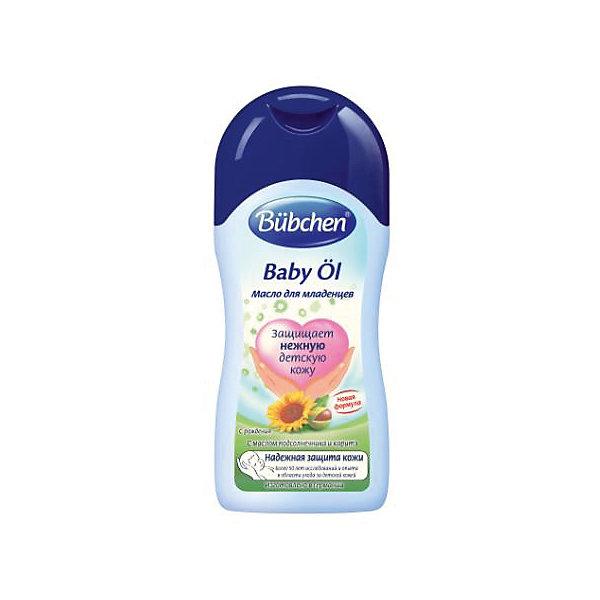 Масло для младенцев, BUBCHEN, 400 мл.Косметика для малыша<br>Масло для младенцев, BUBCHEN, 400 мл.– это то, что вы искали для своего малыша. Это масло предназначено для ухода после купания, массажа и обеспечивает нежное очищение кожи под подгузником. Благодаря маслу подсолнечника обеспечивается есстественный защитный барьер кожи, а масло каритэ снабжает кожу витаминами. Формула масла гиппоалергенна, и не содержит минеральные масла, консерванты и красители, что идеально подходит крохе. Способ применения: нанесите небольшое количество масла на чистую кожу, легкими массирующими движениями вотрите масло. Подходит как для детей с рождения, так и для всей семьи.<br><br>Дополнительная информация:<br>- PH-нейтральный для кожи<br>- Подходит для ежедневного ухода<br>- Размер: 85 * 40 * 190 мм<br><br>Масло для младенцев, BUBCHEN, 400 мл. можно купить в нашем интернет-магазине.<br><br>Подробнее:<br>• Для детей в возрасте: от 0 лет<br>• Номер товара: 4940217<br>Страна производитель: Германия<br>Ширина мм: 85; Глубина мм: 48; Высота мм: 190; Вес г: 390; Возраст от месяцев: -2147483648; Возраст до месяцев: 2147483647; Пол: Унисекс; Возраст: Детский; SKU: 4940217;