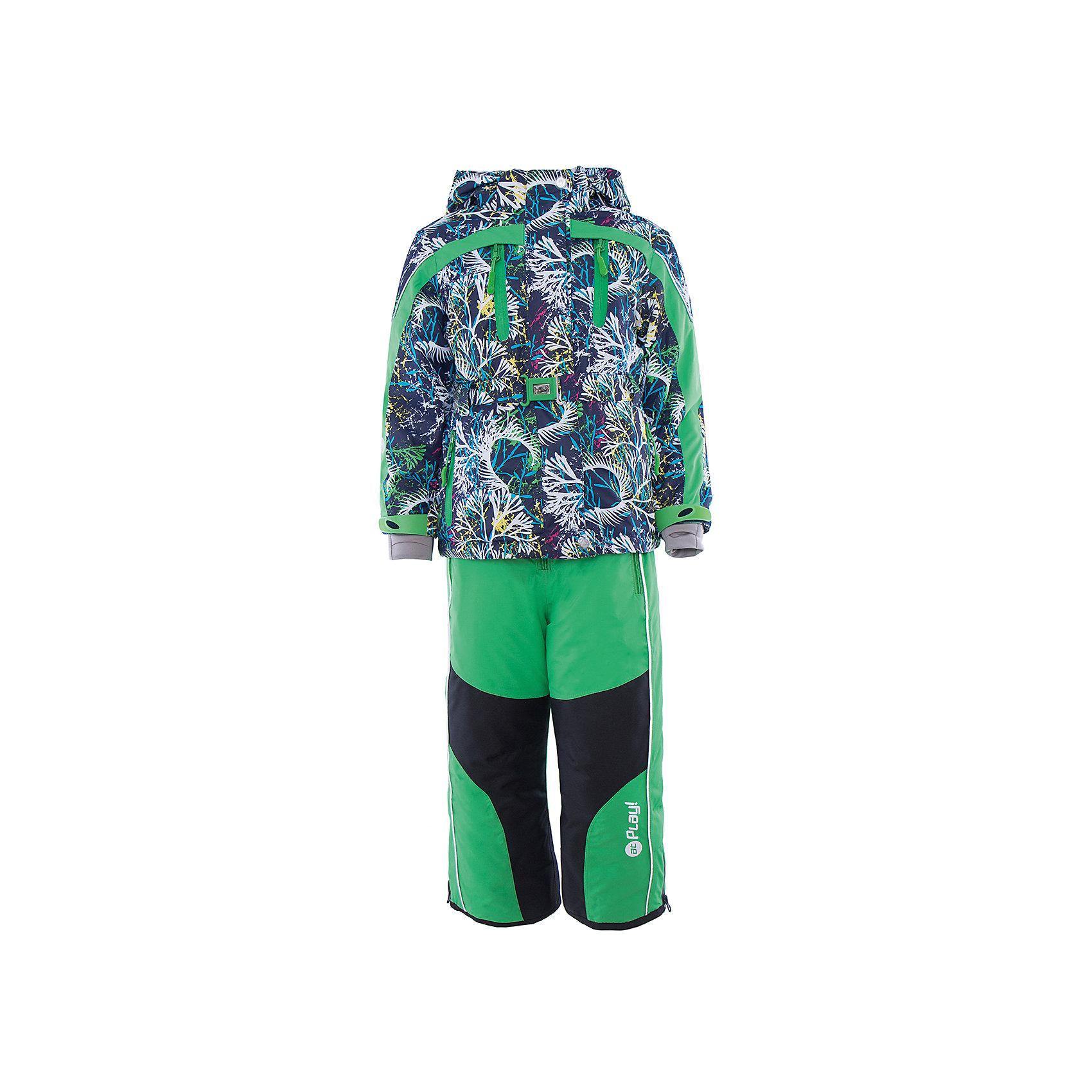 Костюм для девочки atPlay!Зимой необходимо особенно тщательно подходить к подбору одежды для ребенка. Чтобы обеспечить ему тепло, сухость и комфорт, можно выбрать этот костюм, сшитый из мембранного материала.<br>Он позволяет коже дышать, помогает выводить лишнюю влагу, при этом не позволяет ребенку замерзнуть или промокнуть. Выглядит при этом модель очень симпатично! Изделие выполнено очень качественно. Фурнитура для него подбиралась с учетом особенностей детского организма. В комплекте идет курточка и полукомбинезон.<br><br><br>Дополнительная информация:<br><br>цвет: зеленый;<br>материал: полиэстер, фурнитура YKK, водо- и грязеотталкивающее покрытие Teflon, нижний комбинезон - флис;<br>утеплитель: Thinsulate 200 г;<br>температурный режим: от -30° С до +5° С;<br>мягкие элементы на капюшоне и воротнике;<br>паропроницаемость: 10000 г / м.куб. / 24 ч;<br>водонепроницаемость: 10000 мм / 24 ч;<br>швы проклеены;<br>капюшон регулируется.<br><br>Костюм для девочки от бренда atPlay! можно приобрести в нашем интернет-магазине.<br><br>Ширина мм: 356<br>Глубина мм: 10<br>Высота мм: 245<br>Вес г: 519<br>Цвет: зеленый<br>Возраст от месяцев: 36<br>Возраст до месяцев: 48<br>Пол: Женский<br>Возраст: Детский<br>Размер: 104,128,122,116,110<br>SKU: 4940494