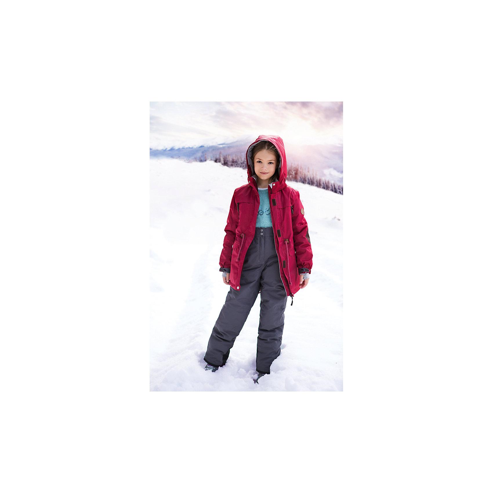 Брюки для девочки atPlay!Верхняя одежда<br>Зимой необходимо особенно тщательно подходить к подбору одежды для ребенка. Чтобы обеспечить ему тепло, сухость и комфорт, можно выбрать эти брюки, сшитые из мембранного материала.<br>Он позволяет коже дышать, помогает выводить лишнюю влагу, при этом не позволяет ребенку замерзнуть или промокнуть. Выглядит при этом модель очень симпатично! Изделие выполнено очень качественно. Фурнитура для него подбиралась с учетом особенностей детского организма. Брюки очень удобные, лямки регулируются.<br><br>Дополнительная информация:<br><br>цвет: серый;<br>материал: полиэстер, фурнитура YKK, водо- и грязеотталкивающее покрытие Teflon;<br>утеплитель: Thinsulate 150 г;<br>температурный режим: от - 25° С до +5° С;<br>капюшон;<br>паропроницаемость: 10000 г / м.куб. / 24 ч;<br>водонепроницаемость: 10000 мм / 24 ч;<br>регулируемые лямки;<br>швы проклеены;<br>защита от снега;<br>легко чистить.<br><br>Брюки для девочки от бренда atPlay! можно приобрести в нашем интернет-магазине.<br><br>Ширина мм: 356<br>Глубина мм: 10<br>Высота мм: 245<br>Вес г: 519<br>Цвет: серый<br>Возраст от месяцев: 144<br>Возраст до месяцев: 156<br>Пол: Женский<br>Возраст: Детский<br>Размер: 158,134,140,146,152<br>SKU: 4940567