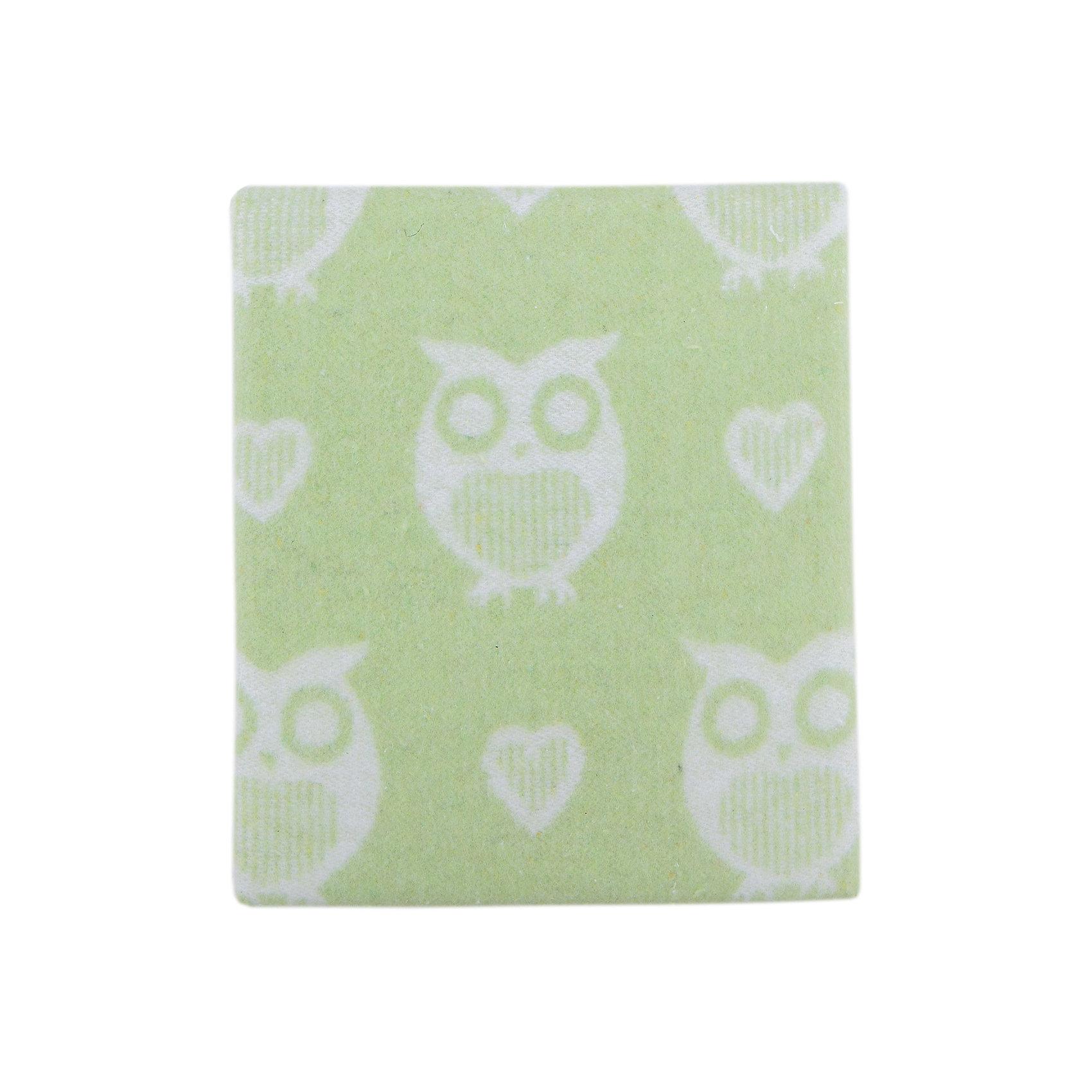 Одеяло байковое Совы 85х115, Baby Nice, салатовыйОдеяла, пледы<br>Предметы, находящиеся в детской кроватке, должны быть качественными и безопасными. Это одеяло разработано специально для малышей, оно обеспечивает комфорт на всю ночь. Одеяло украшено симпатичным принтом.<br>Одеяло сшито из натурального дышащего хлопка, приятного на ощупь. Он не вызывает аллергии, что особенно важно для малышей. Оно обеспечит хорошую терморегуляцию, а значит - крепкий сон. Одеяло сделано из высококачественных материалов, безопасных для ребенка.<br><br>Дополнительная информация:<br><br>цвет: салатовый;<br>материал: хлопок, жаккард;<br>принт;<br>размер: 85 х 115 см.<br><br>Одеяло байковое Совы 85х115 от компании Baby Nice можно купить в нашем магазине.<br><br>Ширина мм: 230<br>Глубина мм: 250<br>Высота мм: 40<br>Вес г: 500<br>Возраст от месяцев: 0<br>Возраст до месяцев: 36<br>Пол: Унисекс<br>Возраст: Детский<br>SKU: 4941747