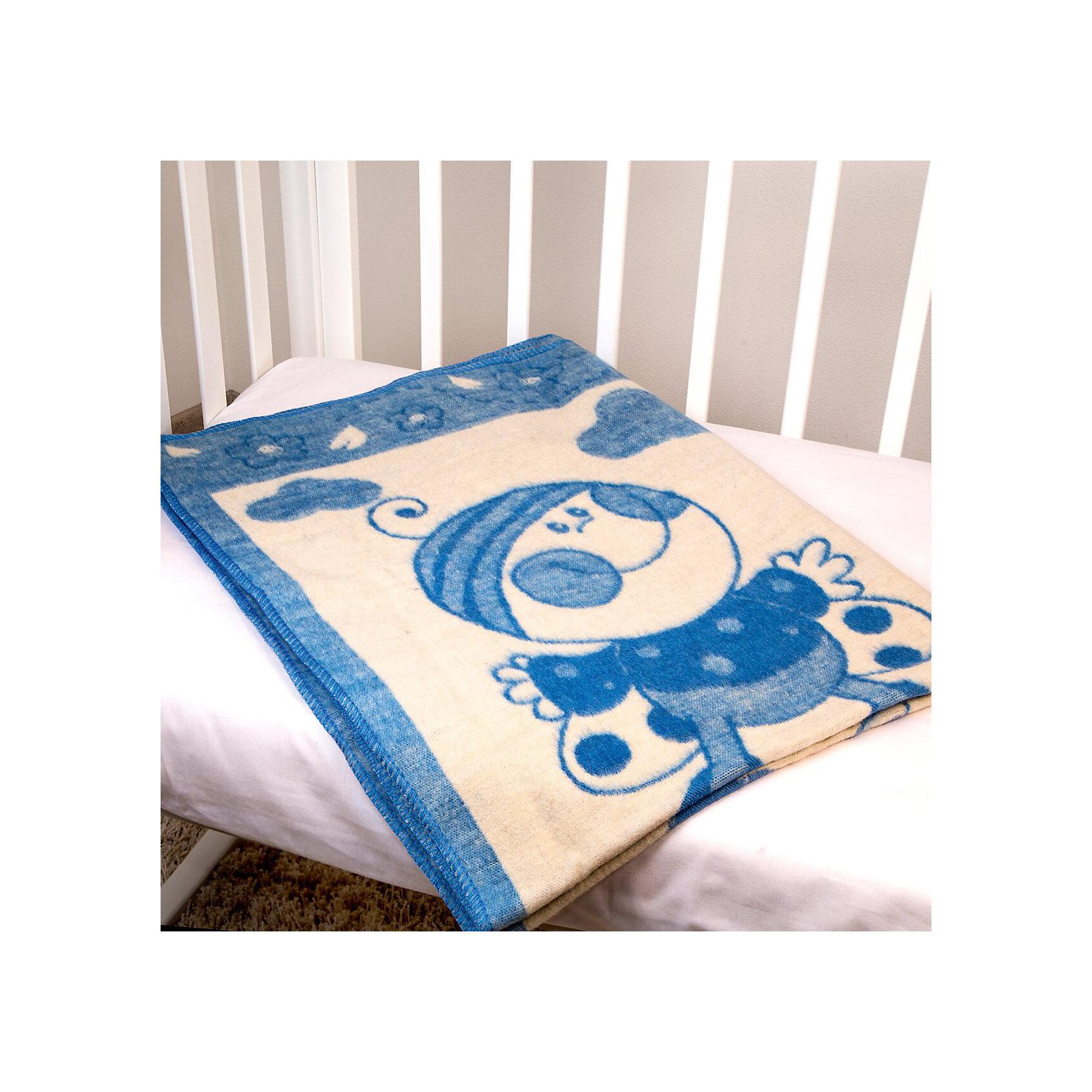 Одеяло байковое Букашки, 100х140, Baby Nice, голубойОдеяла, пледы<br>Постельные принадлежности для детей должны быть качественными и безопасными. Это одеяло разработано специально для малышей, оно обеспечивает комфорт на всю ночь. Одеяло украшено симпатичным принтом.<br>Одеяло сшито из натурального дышащего хлопка, приятного на ощупь. Он не вызывает аллергии, что особенно важно для малышей. Оно обеспечит хорошую терморегуляцию, а значит - крепкий сон. Одеяло сделано из высококачественных материалов, безопасных для ребенка.<br><br>Дополнительная информация:<br><br>цвет: голубой;<br>материал: хлопок, жаккард;<br>принт;<br>размер: 100 х 140 см.<br><br>Одеяло байковое Букашки, 100х140 от компании Baby Nice можно купить в нашем магазине.<br><br>Ширина мм: 230<br>Глубина мм: 250<br>Высота мм: 40<br>Вес г: 500<br>Возраст от месяцев: 0<br>Возраст до месяцев: 36<br>Пол: Унисекс<br>Возраст: Детский<br>SKU: 4941748