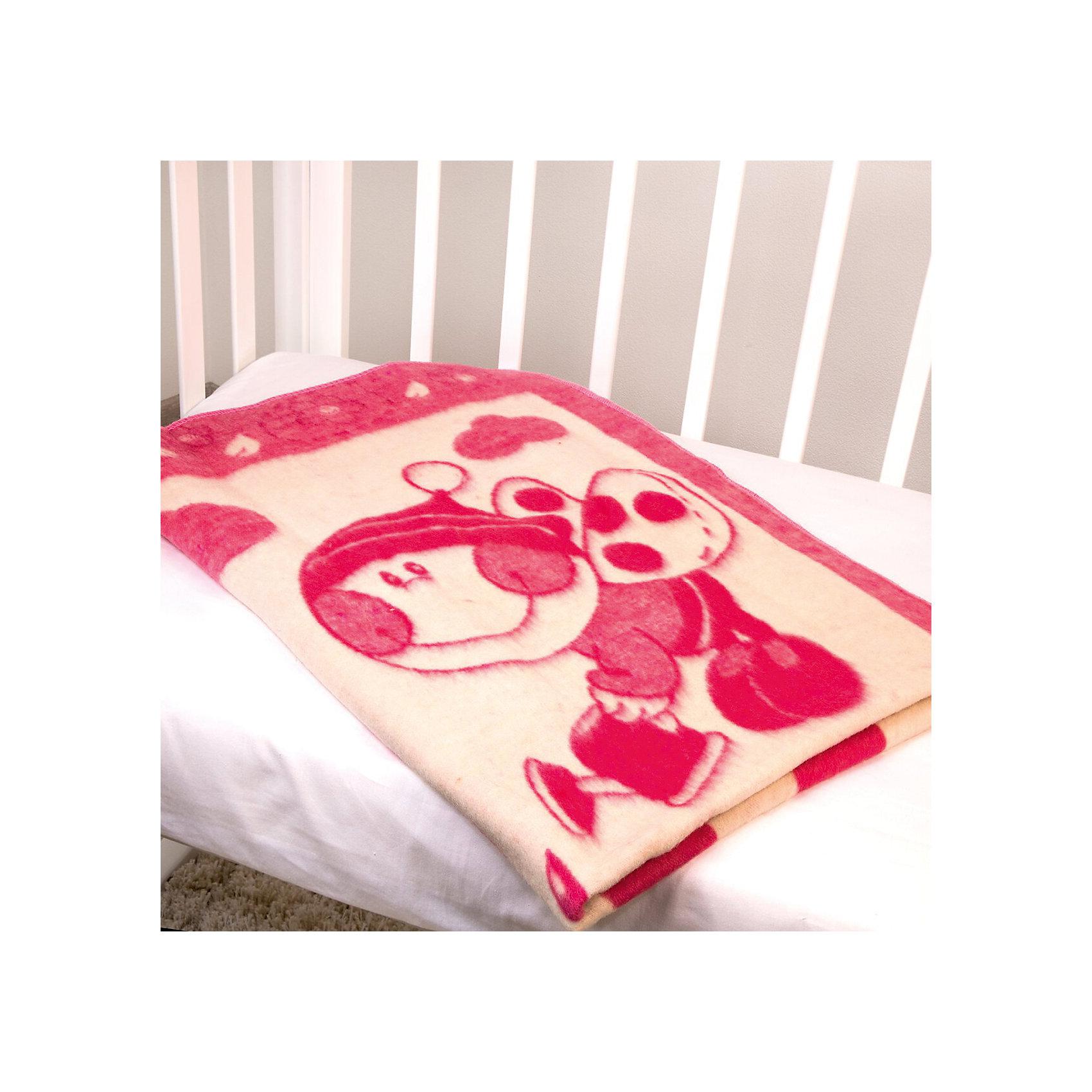 Одеяло байковое Букашки, 100х140, Baby Nice, розовыйОдеяла, пледы<br>Предметы, находящиеся в детской кроватке, должны быть качественными и безопасными. Это одеяло разработано специально для малышей, оно обеспечивает комфорт на всю ночь. Одеяло украшено симпатичным принтом.<br>Одеяло сшито из натурального дышащего хлопка, приятного на ощупь. Он не вызывает аллергии, что особенно важно для малышей. Оно обеспечит хорошую терморегуляцию, а значит - крепкий сон. Одеяло сделано из высококачественных материалов, безопасных для ребенка.<br><br>Дополнительная информация:<br><br>цвет: розовый;<br>материал: хлопок, жаккард;<br>принт;<br>размер: 100 х 140 см.<br><br>Одеяло байковое Букашки, 100х140 от компании Baby Nice можно купить в нашем магазине.<br><br>Ширина мм: 230<br>Глубина мм: 250<br>Высота мм: 40<br>Вес г: 500<br>Возраст от месяцев: 0<br>Возраст до месяцев: 36<br>Пол: Унисекс<br>Возраст: Детский<br>SKU: 4941749