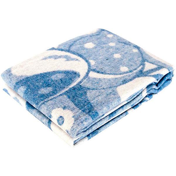 Одеяло байковое Медвежонок, 100х140, Baby Nice, голубойОдеяла в кроватку новорождённого<br>Постельные принадлежности для детей должны быть качественными и безопасными. Это одеяло разработано специально для малышей, оно обеспечивает комфорт на всю ночь. Одеяло украшено симпатичным принтом.<br>Одеяло сшито из натурального дышащего хлопка, приятного на ощупь. Он не вызывает аллергии, что особенно важно для малышей. Оно обеспечит хорошую терморегуляцию, а значит - крепкий сон. Одеяло сделано из высококачественных материалов, безопасных для ребенка.<br><br>Дополнительная информация:<br><br>цвет: голубой;<br>материал: хлопок, жаккард;<br>принт;<br>размер: 100 х 140 см.<br><br>Одеяло байковое Медвежонок, 100х140 от компании Baby Nice можно купить в нашем магазине.<br><br>Ширина мм: 230<br>Глубина мм: 250<br>Высота мм: 40<br>Вес г: 500<br>Возраст от месяцев: 0<br>Возраст до месяцев: 36<br>Пол: Унисекс<br>Возраст: Детский<br>SKU: 4941754