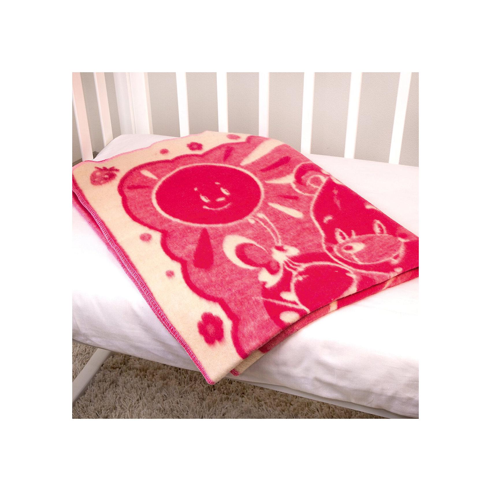Одеяло байковое Медвежонок, 100х140, Baby Nice, розовыйОдеяла, пледы<br>Постельные принадлежности для детей должны быть качественными и безопасными. Это одеяло разработано специально для малышей, оно обеспечивает комфорт на всю ночь. Одеяло украшено симпатичным принтом.<br>Одеяло сшито из натурального дышащего хлопка, приятного на ощупь. Он не вызывает аллергии, что особенно важно для малышей. Оно обеспечит хорошую терморегуляцию, а значит - крепкий сон. Одеяло сделано из высококачественных материалов, безопасных для ребенка.<br><br>Дополнительная информация:<br><br>цвет: розовый;<br>материал: хлопок, жаккард;<br>принт;<br>размер: 100 х 140 см.<br><br>Одеяло байковое Медвежонок, 100х140 от компании Baby Nice можно купить в нашем магазине.<br><br>Ширина мм: 230<br>Глубина мм: 250<br>Высота мм: 40<br>Вес г: 500<br>Возраст от месяцев: 0<br>Возраст до месяцев: 36<br>Пол: Унисекс<br>Возраст: Детский<br>SKU: 4941755