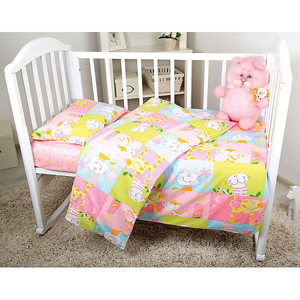 Постельное белье Мишки 3 пред., бязь 60х120, Baby Nice, розовыйПостельное белье в кроватку новорождённого<br>Постельное белье для детей должно быть качественным и безопасным. Этот комплект обеспечит малышу комфорт и тепло в кроватке. Он украшен симпатичным принтом.<br>Набор сшит из натуральной дышащего материала - бязи, очень приятного на ощупь. Она не вызывает аллергии, что особенно важно для малышей. Также материал обеспечит хорошую терморегуляцию. Комплект сделан из высококачественных материалов, безопасных для ребенка.<br><br>Дополнительная информация:<br><br>цвет: розовый;<br>материал: 100% хлопок, бязь;<br>комплектация: наволочка 40х60 см, пододеяльник 112х147 см, простыня на резинке 60х120 см;<br>принт.<br><br>Постельное белье Мишки 3 пред., бязь 60х120, от компании Baby Nice можно купить в нашем магазине.<br><br>Ширина мм: 230<br>Глубина мм: 350<br>Высота мм: 40<br>Вес г: 500<br>Возраст от месяцев: 0<br>Возраст до месяцев: 36<br>Пол: Унисекс<br>Возраст: Детский<br>SKU: 4941778