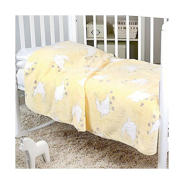 Плед-покрывало Барашки 100х118  Velsoft 2-стороннее оверлок, Baby Nice, желтыйПледы для новорождённых<br>Постельные принадлежности для детей должны быть качественными и безопасными. Этот плед-покрывало разработан специально для малышей, оно обеспечивает комфорт на всю ночь. Плед украшен симпатичным принтом.<br>Пледик сшит из мягкого легкого  материала - велсофта, приятного на ощупь. Он не вызывает аллергии, что особенно важно для малышей. Покрывало обеспечит хорошую терморегуляцию, а значит - крепкий сон. Плед сделан из высококачественных материалов, безопасных для ребенка.<br><br>Дополнительная информация:<br><br>цвет: желтый;<br>материал: велсофт;<br>принт;<br>размер: 100 х 118 см;<br>обработка: оверлок;<br>двустороннее.<br><br>Плед-покрывало Барашки 100х118  Velsoft 2-стороннее оверлок,  от компании Baby Nice можно купить в нашем магазине.<br><br>Ширина мм: 10<br>Глубина мм: 20<br>Высота мм: 10<br>Вес г: 300<br>Возраст от месяцев: 0<br>Возраст до месяцев: 36<br>Пол: Унисекс<br>Возраст: Детский<br>SKU: 4941797
