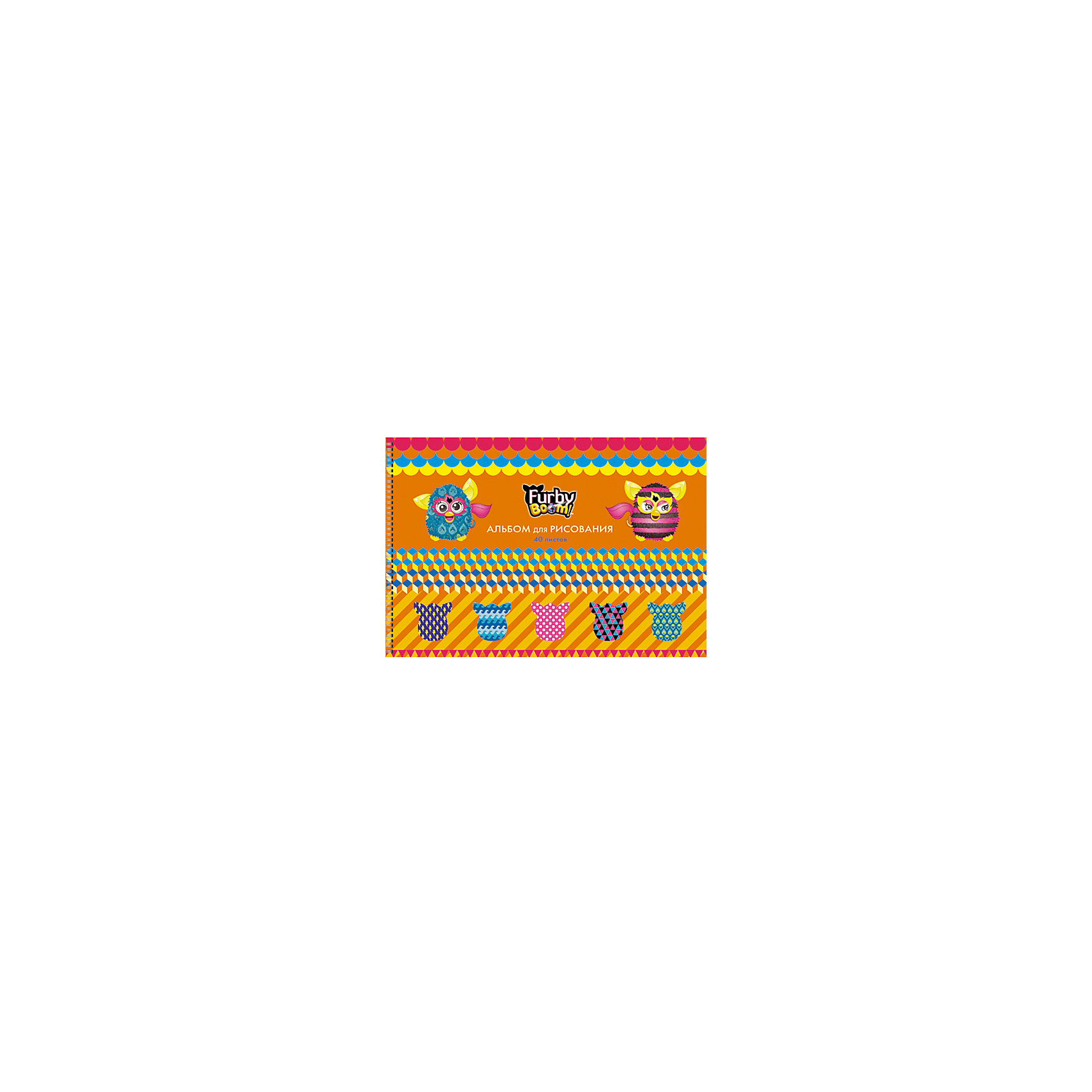 Альбом для рисования Оранжевое настроение, 40лАльбом для рисования Оранжевое настроение с любимыми Ферби на обложке привлекут внимание и вызовут интерес к творчеству. Рисование хорошо развивает аккуратность, усидчивость и художественные навыки. Альбом из плотной бумаги с привлекательной обложкой - то, что нужно для первых картин будущего художника!<br><br>Дополнительная информация:<br>Количество листов: 40<br>Скрепление: спираль<br>Обложка: мелованный картон, твин.лак<br>Бумага: офсет, плотностью 110 г/м2<br>Альбом для рисования Оранжевое настроение вы можете приобрести в нашем интернет-магазине.<br><br>Ширина мм: 210<br>Глубина мм: 297<br>Высота мм: 13<br>Вес г: 266<br>Возраст от месяцев: 72<br>Возраст до месяцев: 144<br>Пол: Унисекс<br>Возраст: Детский<br>SKU: 4942448