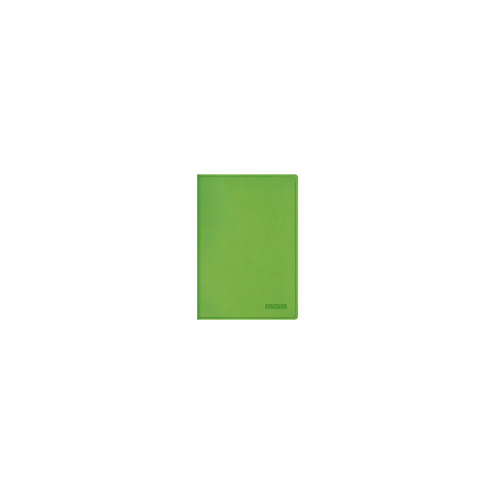 Ежедневник салатовый А5 KANZBERG, 152 лБумажная продукция<br>Ежедневник KANZBERG с яркой обложкой из искусственной кожи поможет сохранить все важные записи и заметки. Имеет разлинованные страницы с полем для даты и дня недели, ляссе. Прекрасно подойдет для школьников!<br><br>Дополнительная информация:<br>Цвет: салатовый<br>Формат: А5<br>Количество листов: 152<br>Обложка: искусственная кожа<br>Есть ляссе<br>Закругленные уголки<br>Термотиснение<br>Переплет: интегральный<br>Ежедневник KANZBERG можно купить в нашем интернет-магазине<br><br>Ширина мм: 210<br>Глубина мм: 148<br>Высота мм: 20<br>Вес г: 406<br>Возраст от месяцев: 144<br>Возраст до месяцев: 2147483647<br>Пол: Унисекс<br>Возраст: Детский<br>SKU: 4942451