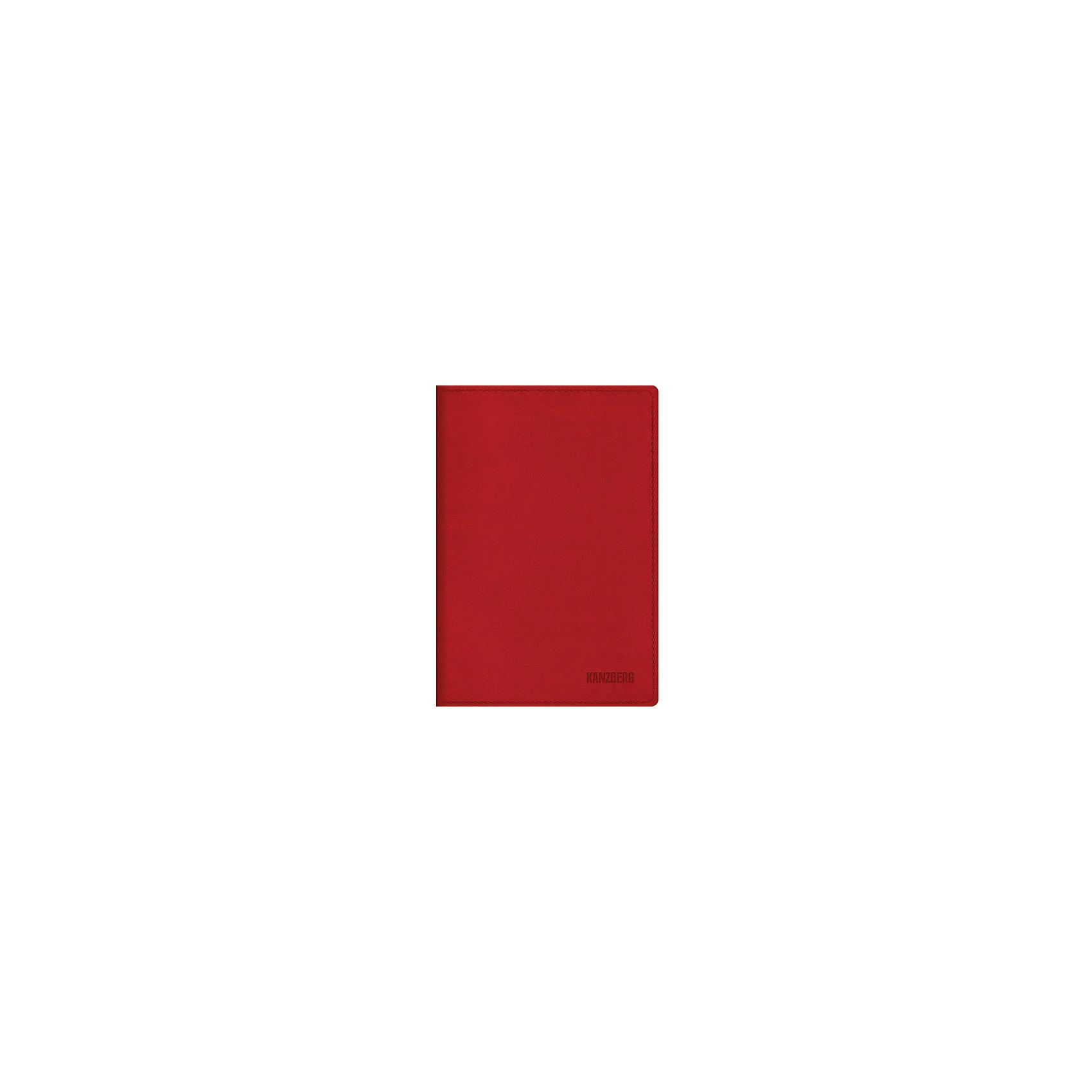 Ежедневник красный А6 KANZBERG, 152 лЕжедневник KANZBERG с яркой обложкой из искусственной кожи поможет сохранить все важные записи и заметки. Имеет разлинованные страницы с полем для даты и дня недели, ляссе. Прекрасно подойдет для школьников!<br><br>Дополнительная информация:<br>Цвет: красный<br>Формат: А6<br>Количество листов: 152<br>Обложка: искусственная кожа<br>Есть ляссе<br>Закругленные уголки<br>Термотиснение<br>Переплет: интегральный<br>Ежедневник KANZBERG можно купить в нашем интернет-магазине<br><br>Ширина мм: 148<br>Глубина мм: 105<br>Высота мм: 20<br>Вес г: 207<br>Возраст от месяцев: 144<br>Возраст до месяцев: 2147483647<br>Пол: Унисекс<br>Возраст: Детский<br>SKU: 4942454