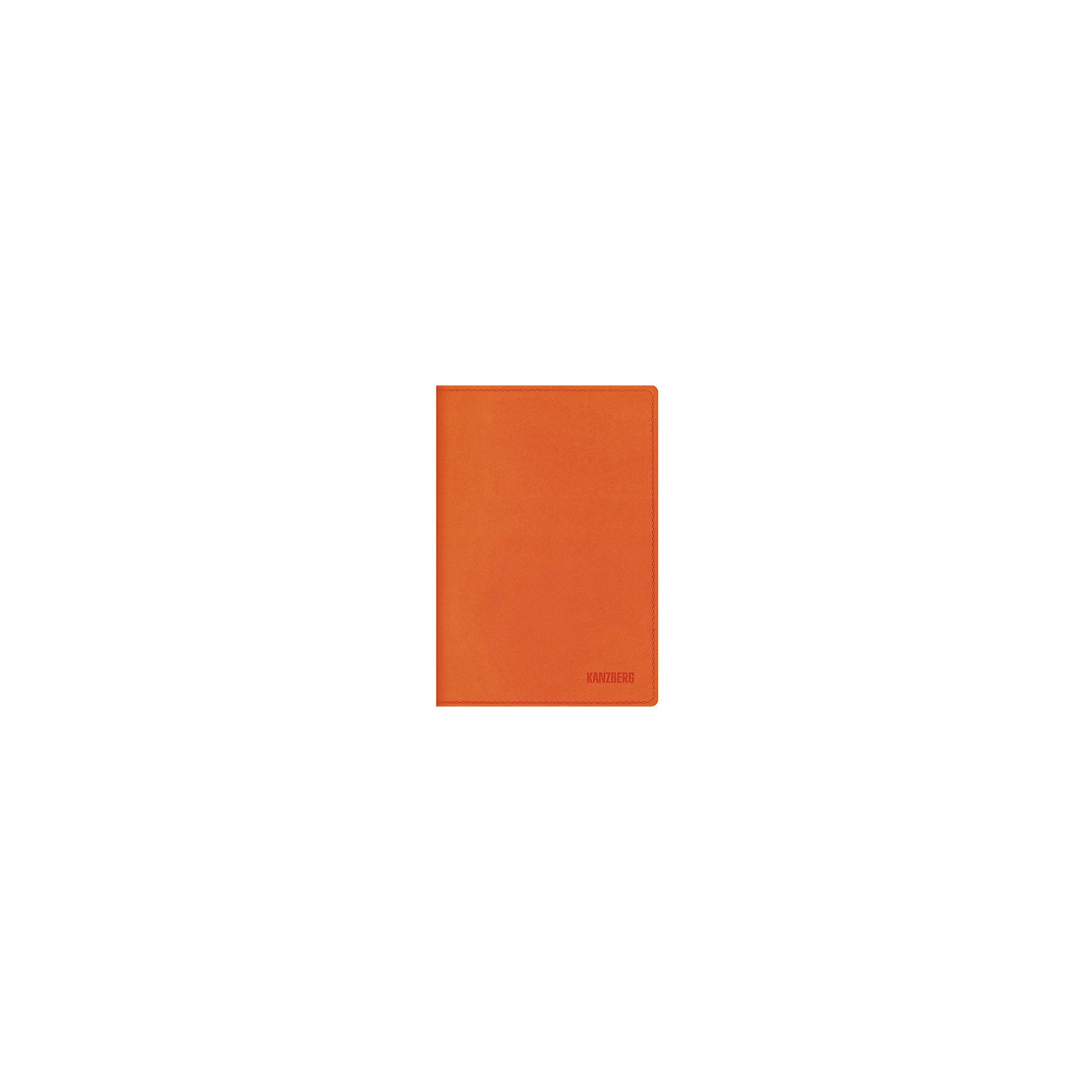 Ежедневник оранжевый А6 KANZBERG, 152 лЕжедневник KANZBERG с яркой обложкой из искусственной кожи поможет сохранить все важные записи и заметки. Имеет разлинованные страницы с полем для даты и дня недели, ляссе. Прекрасно подойдет для школьников!<br><br>Дополнительная информация:<br>Цвет: оранжевый<br>Формат: А6<br>Количество листов: 152<br>Обложка: искусственная кожа<br>Есть ляссе<br>Закругленные уголки<br>Термотиснение<br>Переплет: интегральный<br>Ежедневник KANZBERG можно купить в нашем интернет-магазине<br><br>Ширина мм: 148<br>Глубина мм: 105<br>Высота мм: 20<br>Вес г: 207<br>Возраст от месяцев: 144<br>Возраст до месяцев: 2147483647<br>Пол: Унисекс<br>Возраст: Детский<br>SKU: 4942456