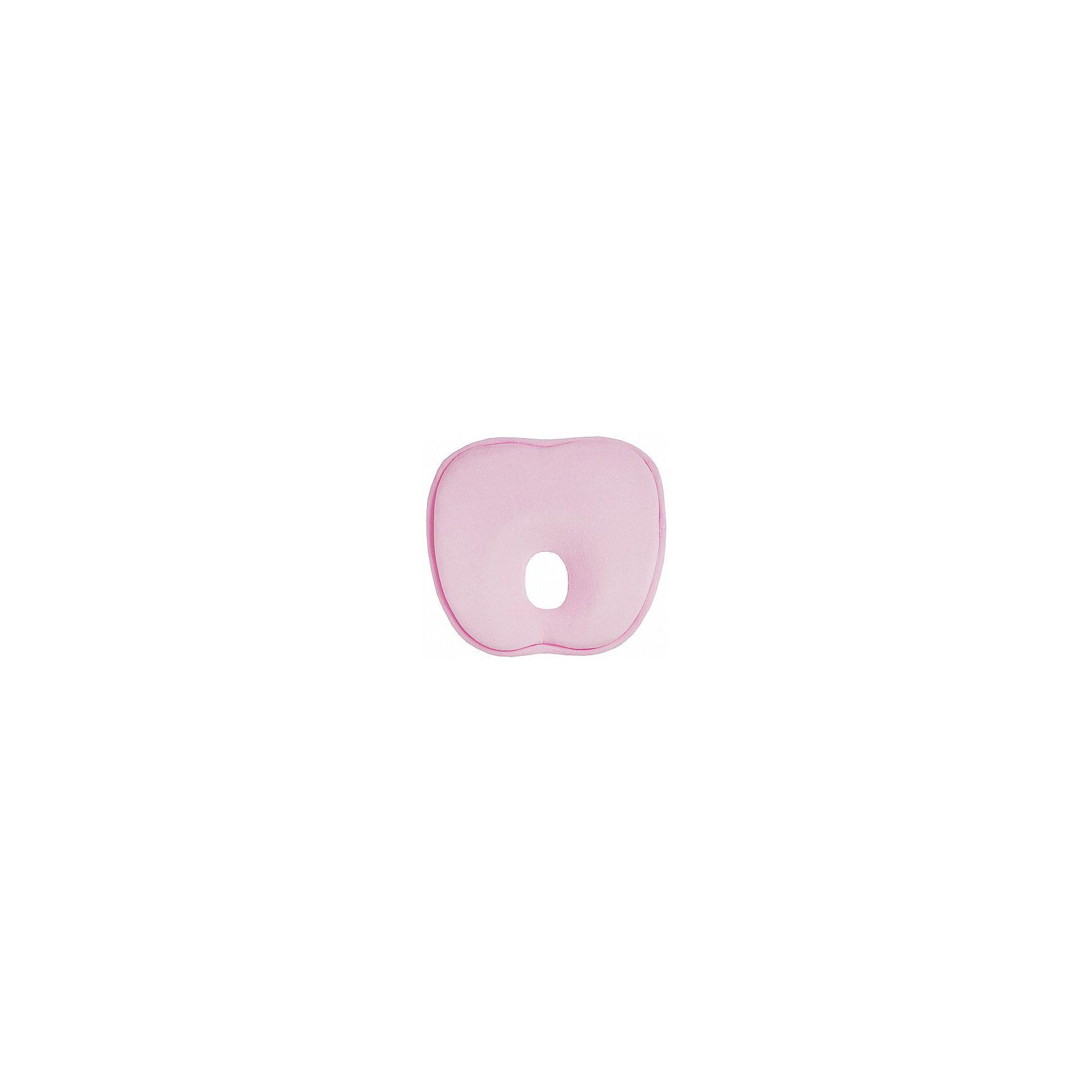 Baby Nice Подушка с наполнителем из латекса, Baby Nice, розовый
