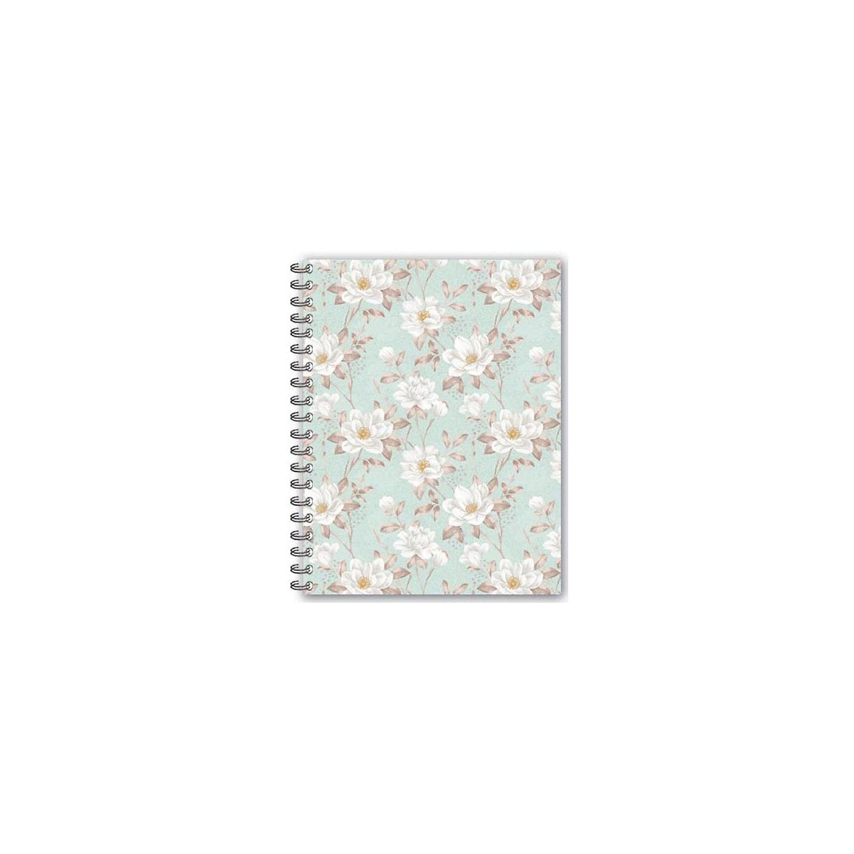 Феникс+ Тетрадь 100 л Нежные цветы комнатные цветы в горшках купить в воронеже