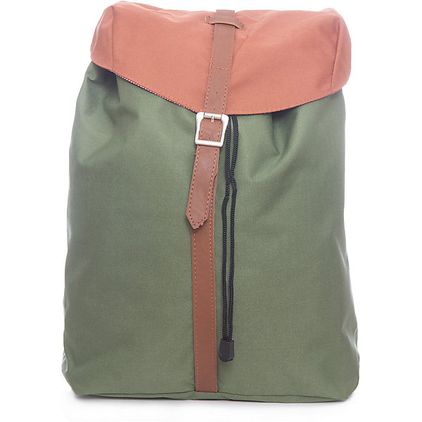 Рюкзак молодежный, зеленыйДорожные сумки и чемоданы<br>Стильный вместительный рюкзак для молодежи. У рюкзака одно большое отделение на застежке, лямки регулируются.<br><br>Дополнительная информация:<br><br>- Возраст: от 10 лет.<br>- Цвет: зеленый.<br>- Материал: полиэстер с элементами из искусственной кожи.<br>- Размер: 39х28х13 см.<br>- Размер упаковки: 41х33х5 см.<br>- Вес в упаковке: 325 г.<br><br>Купить молодежный рюкзак в зеленом цвете, можно в нашем магазине.<br>Ширина мм: 410; Глубина мм: 330; Высота мм: 50; Вес г: 325; Возраст от месяцев: 72; Возраст до месяцев: 2147483647; Пол: Унисекс; Возраст: Детский; SKU: 4943449;