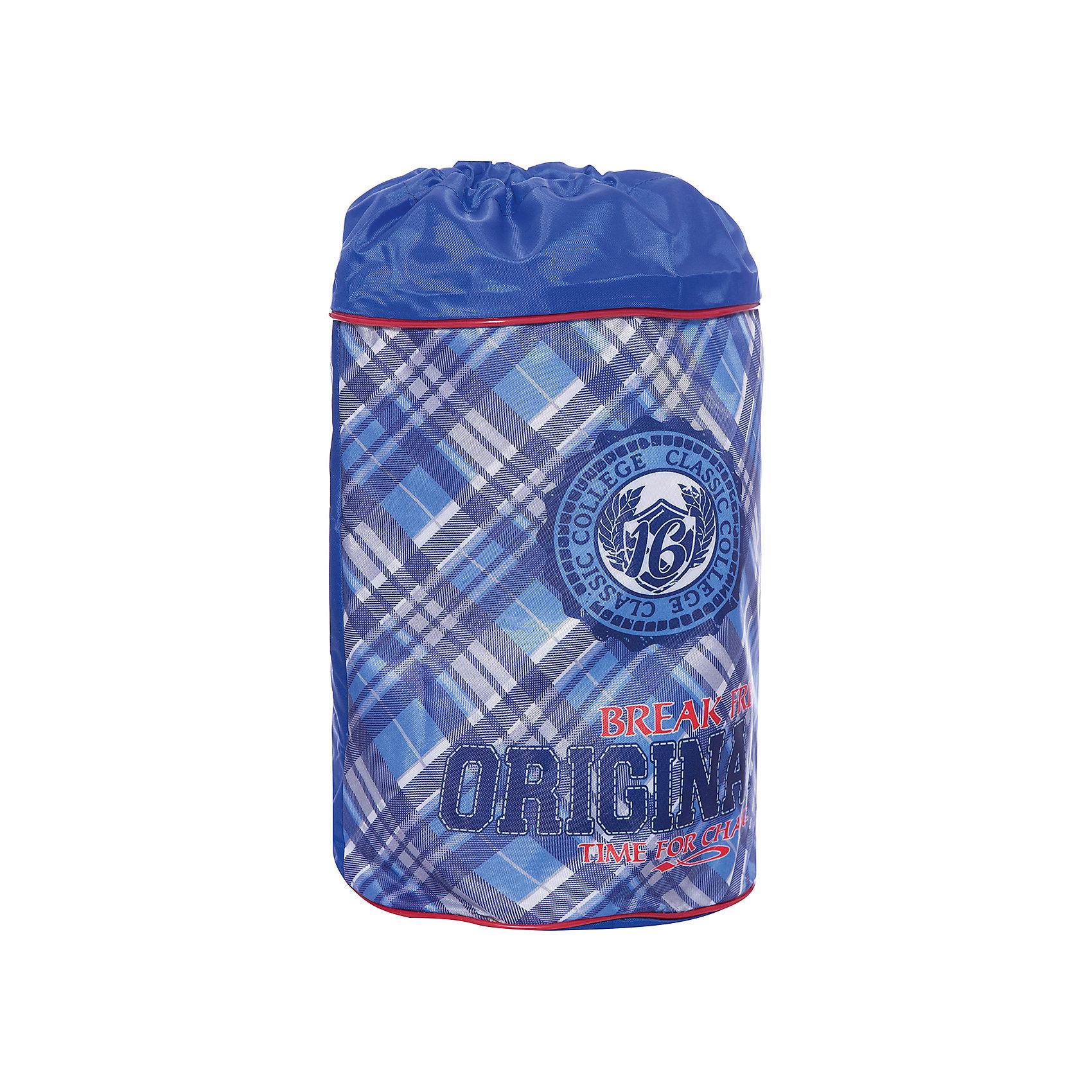 Феникс+ Мешок для обуви Шотландка сине-голубая кресло мешок купить в магазине
