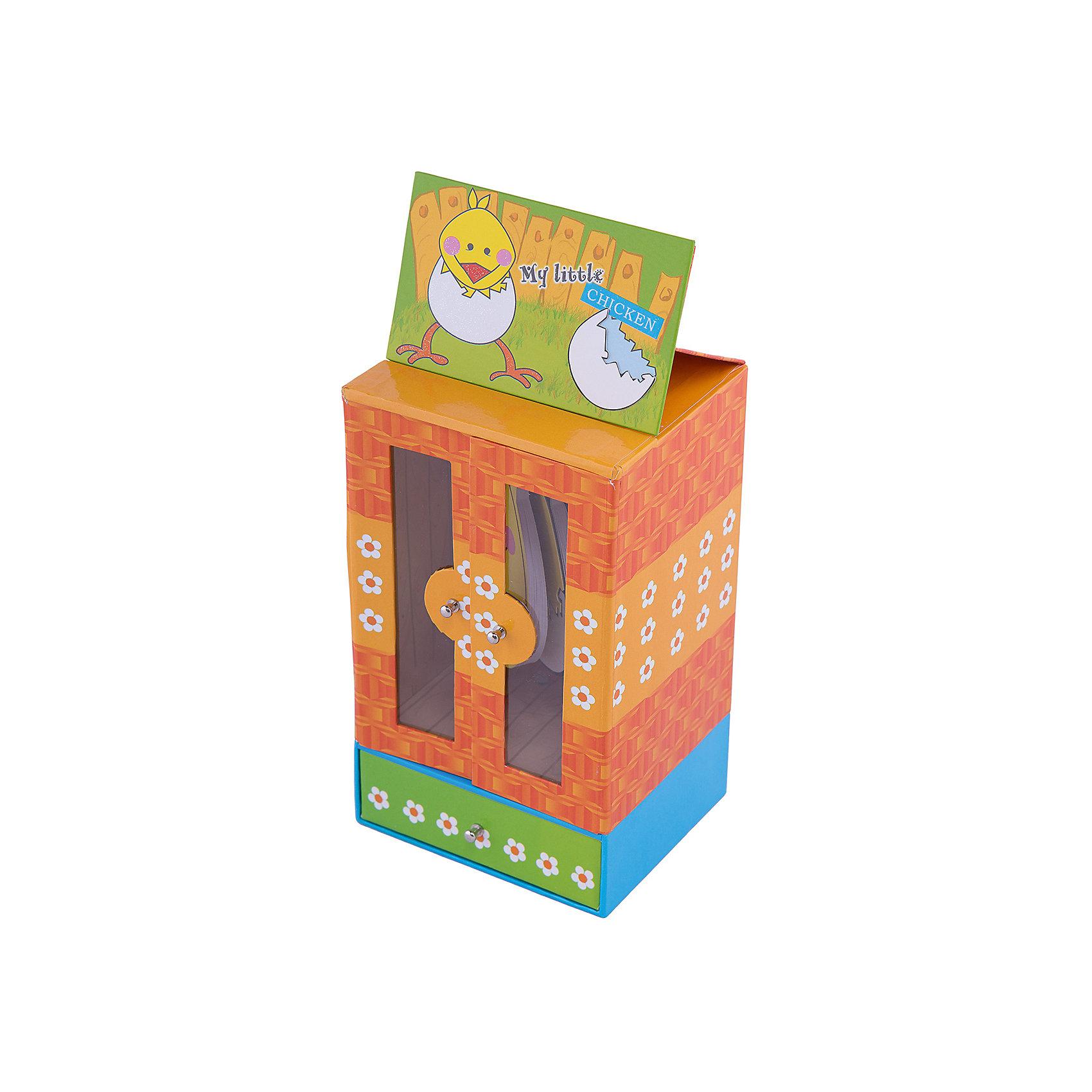 Подарочный канцелярский набор ЦыплятаШкольные аксессуары<br>Такой канцелярский набор будет прекрасным, а главное нужным подарком!<br><br>Дополнительная информация:<br><br>- Возраст: от 6 лет.<br>- В наборе: 4 блока для записей на клеевой основе.<br>- Вес в упаковке: 500 г.<br><br>Купить подарочный канцелярский набор Цыплята можно в нашем магазине.<br><br>Ширина мм: 150<br>Глубина мм: 120<br>Высота мм: 300<br>Вес г: 500<br>Возраст от месяцев: 120<br>Возраст до месяцев: 2147483647<br>Пол: Женский<br>Возраст: Детский<br>SKU: 4943526