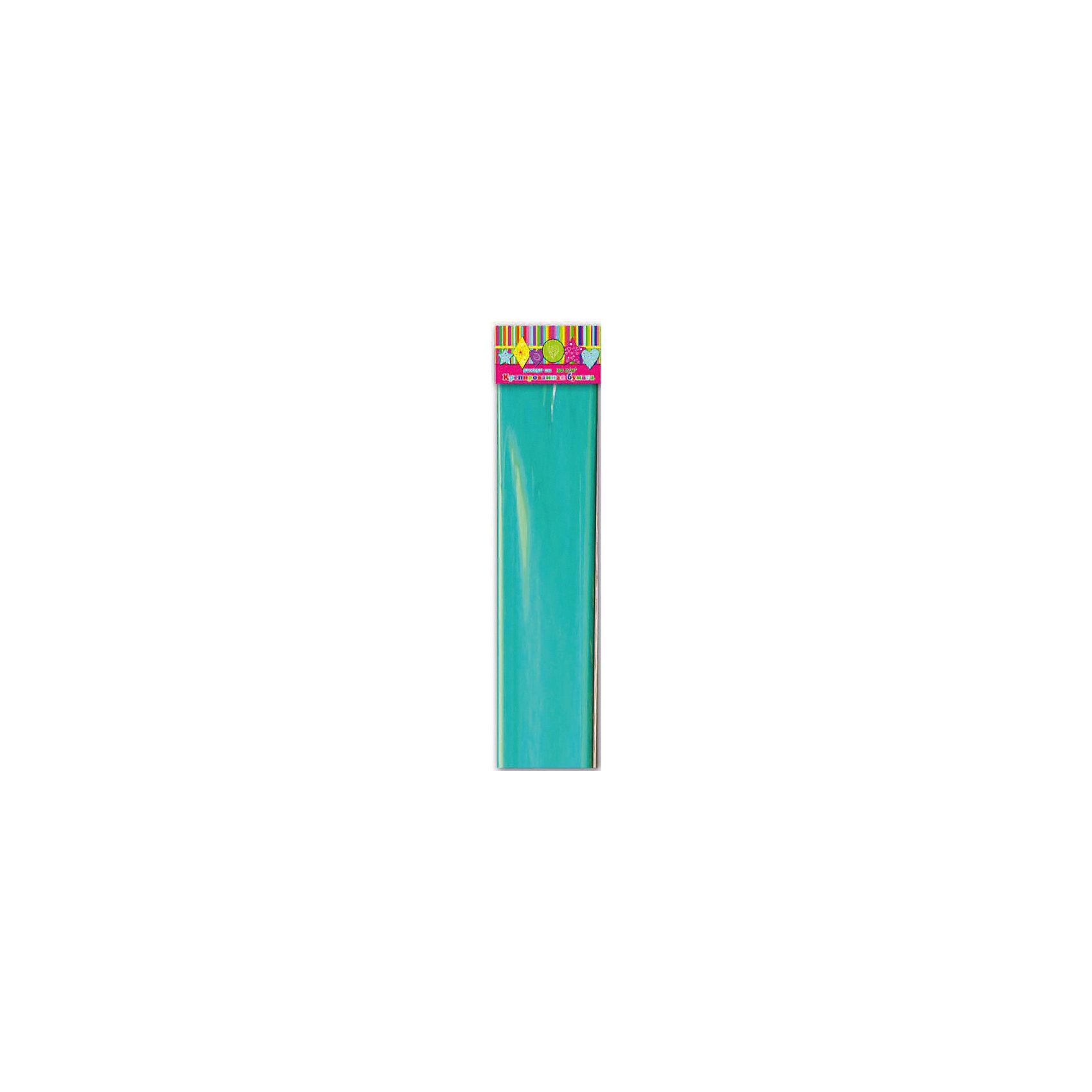 Бумага голубая эластичная крепированнаяИзумительная крепированная бумага голубого цвета, из нее Ваш малыш сможет сделать множество ярких цветов или другие поделки.<br><br>Дополнительная информация:<br><br>- Возраст: от 3 лет.<br>- 1 лист.<br>- Цвет: голубой.<br>- Материал: бумага.<br>- Размеры: 50х250 см.<br>- Размер упаковки: 51х11х0,5 см.<br>- Вес в упаковке: 40 г. <br><br>Купить эластичную крепированную бумагу в голубом цвете, можно в нашем магазине.<br><br>Ширина мм: 510<br>Глубина мм: 100<br>Высота мм: 5<br>Вес г: 40<br>Возраст от месяцев: 36<br>Возраст до месяцев: 2147483647<br>Пол: Унисекс<br>Возраст: Детский<br>SKU: 4943541
