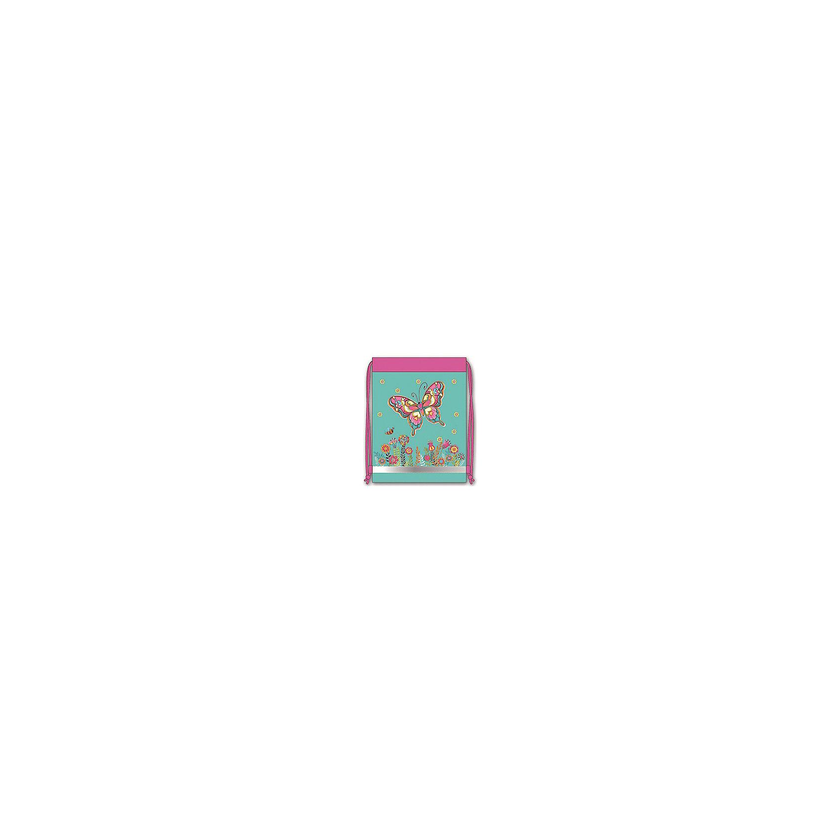 Феникс+ Мешок для обуви Радужная бабочка кресло мешок купить в магазине