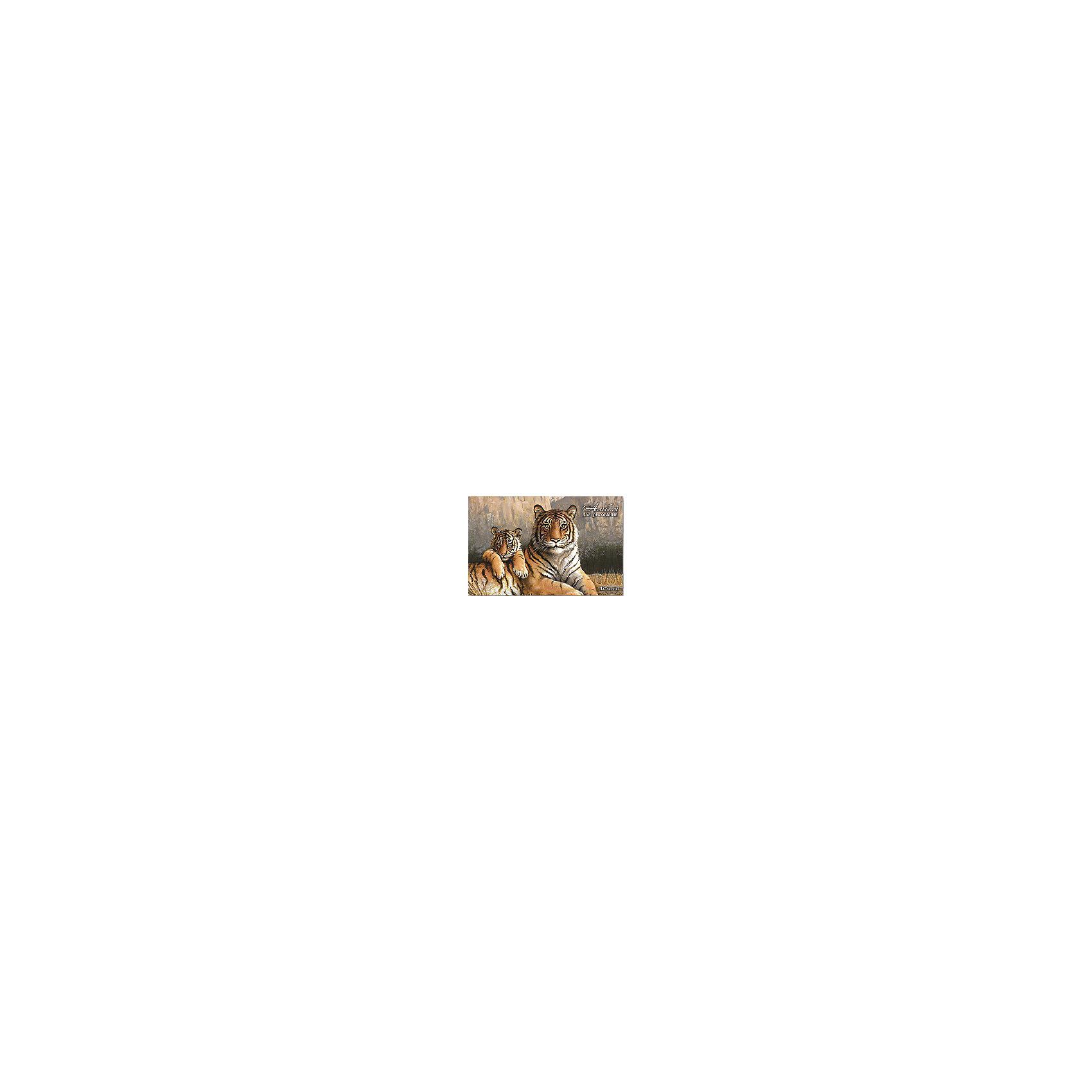 Альбом для рисования Тигрица и детеныш, 12лБумажная продукция<br>Скоро 1 сентября, а значит Вашему ребенку обязательно понадобиться альбом для рисования!<br><br>Дополнительная информация:<br><br>- Возраст: от 3 лет.<br>- 12 листов.<br>- Орнамент: красный болид.<br>- Формат: А4.<br>- Материал: бумага, картон.<br>- Размер упаковки: 28,5х20х0,3 см.<br>- Вес в упаковке: 90 г.<br><br>Купить альбом для рисования Тигрица и детеныш можно в нашем магазине.<br><br>Ширина мм: 285<br>Глубина мм: 200<br>Высота мм: 3<br>Вес г: 90<br>Возраст от месяцев: 36<br>Возраст до месяцев: 2147483647<br>Пол: Унисекс<br>Возраст: Детский<br>SKU: 4943564