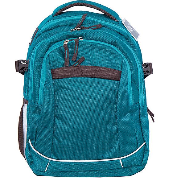 Рюкзак спортивныйДорожные сумки и чемоданы<br>Вместительный, удобный рюкзак для Вашего ребенка. У рюкзака одно большое отделение на молнии и два дополнительных кармана спереди, лямки регулируются.<br><br>Дополнительная информация:<br><br>- Возраст: от 6 лет.<br>- Молнии ранца украшены брелками.<br>- Цвет: бирюзовый.<br>- Материал: 100% полиэстер.<br>- Размер упаковки: 43х33х23 см.<br>- Вес в упаковке: 855 г.<br><br>Купить спортивный рюкзак, можно в нашем магазине.<br><br>Ширина мм: 430<br>Глубина мм: 330<br>Высота мм: 230<br>Вес г: 855<br>Возраст от месяцев: 72<br>Возраст до месяцев: 2147483647<br>Пол: Унисекс<br>Возраст: Детский<br>SKU: 4943572