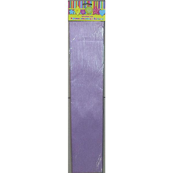 Бумага сиреневая перламутровая крепированнаяБумага<br>Изумительная крепированная бумага сиреневого с перламутровым цвета, из нее Ваш малыш сможет сделать множество ярких цветов или другие поделки.<br><br>Дополнительная информация:<br><br>- Возраст: от 3 лет.<br>- 1 лист.<br>- Цвет: сиреневый с перламутром.<br>- Материал: бумага.<br>- Размеры: 50х250 см.<br>- Размер упаковки: 51х11х0,6 см.<br>- Вес в упаковке: 32 г. <br><br>Купить крепированную бумагу в сиреневом с перламутровым цвете, можно в нашем магазине.<br>Ширина мм: 520; Глубина мм: 110; Высота мм: 6; Вес г: 32; Возраст от месяцев: 36; Возраст до месяцев: 2147483647; Пол: Унисекс; Возраст: Детский; SKU: 4943587;