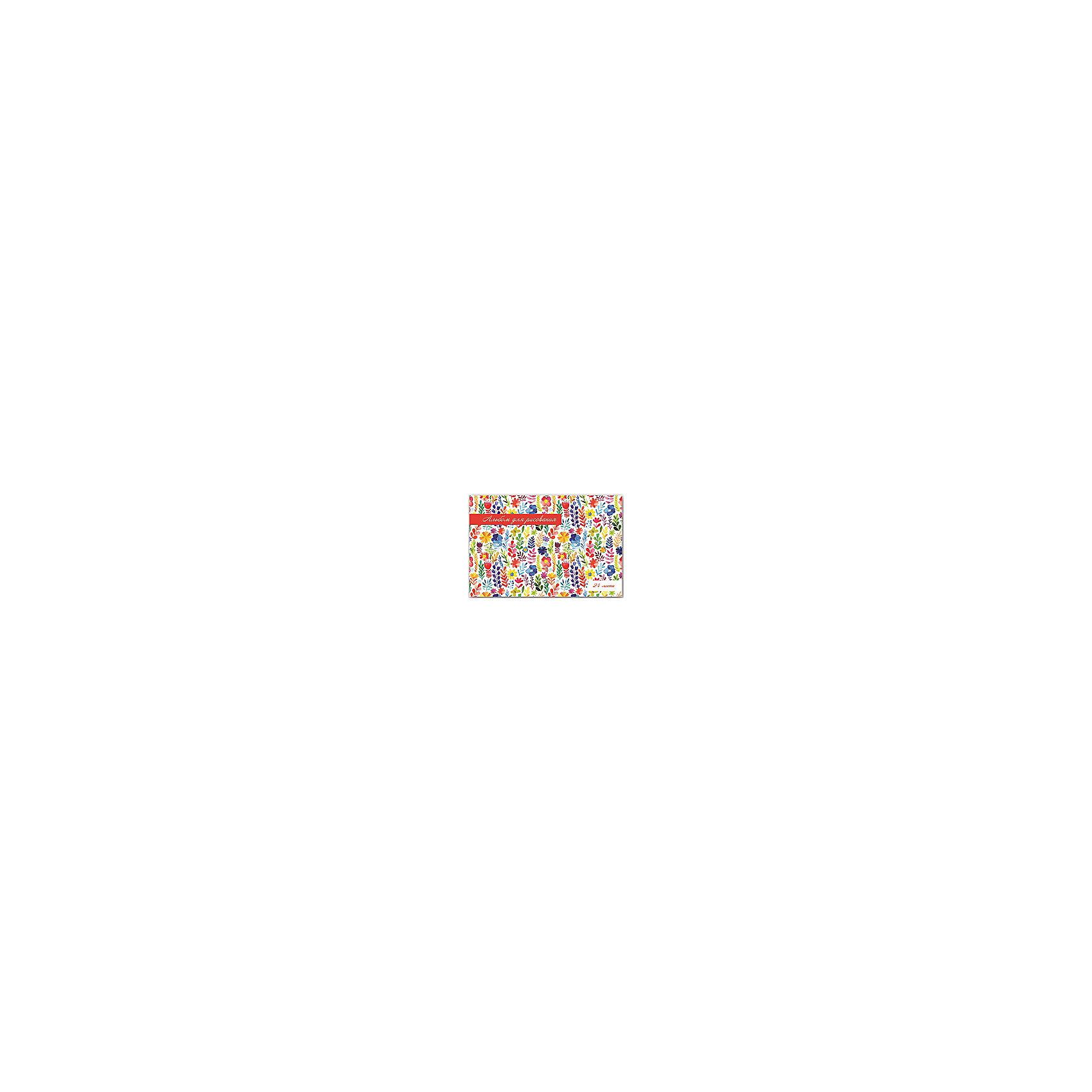 Альбом для рисования Акварельные цветы, 40лСкоро 1 сентября, а значит Вашему ребенку обязательно понадобиться альбом для рисования!<br><br>Дополнительная информация:<br><br>- Возраст: от 3 лет.<br>- 40 листов.<br>- Формат: А4.<br>- Материал: бумага, картон.<br>- Размер упаковки: 29,5х20х0,7 см.<br>- Вес в упаковке: 303 г.<br><br>Купить альбом для рисования Акварельные цветы можно в нашем магазине.<br><br>Ширина мм: 295<br>Глубина мм: 200<br>Высота мм: 7<br>Вес г: 303<br>Возраст от месяцев: 36<br>Возраст до месяцев: 2147483647<br>Пол: Унисекс<br>Возраст: Детский<br>SKU: 4943588