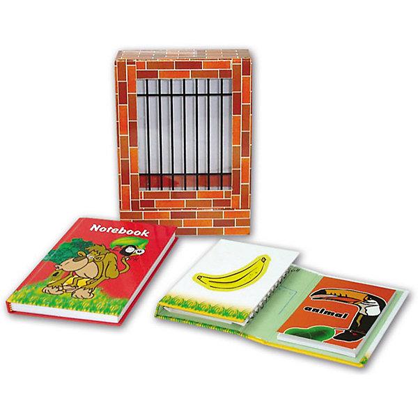 Подарочный канцелярский набор ЗоопаркШкольные аксессуары<br>Такой канцелярский набор непременно пригодится каждому школьнику!<br><br>Дополнительная информация:<br><br>- Возраст: от 6 лет.<br>- В наборе: 2 записные книжки (9х14 см., 80 листов), блок для записей(8х11 см., 40 листов).<br>- Вес в упаковке: 400 г.<br><br>Купить подарочный канцелярский набор Зоопарк можно в нашем магазине.<br><br>Ширина мм: 150<br>Глубина мм: 120<br>Высота мм: 300<br>Вес г: 400<br>Возраст от месяцев: 72<br>Возраст до месяцев: 2147483647<br>Пол: Унисекс<br>Возраст: Детский<br>SKU: 4943612