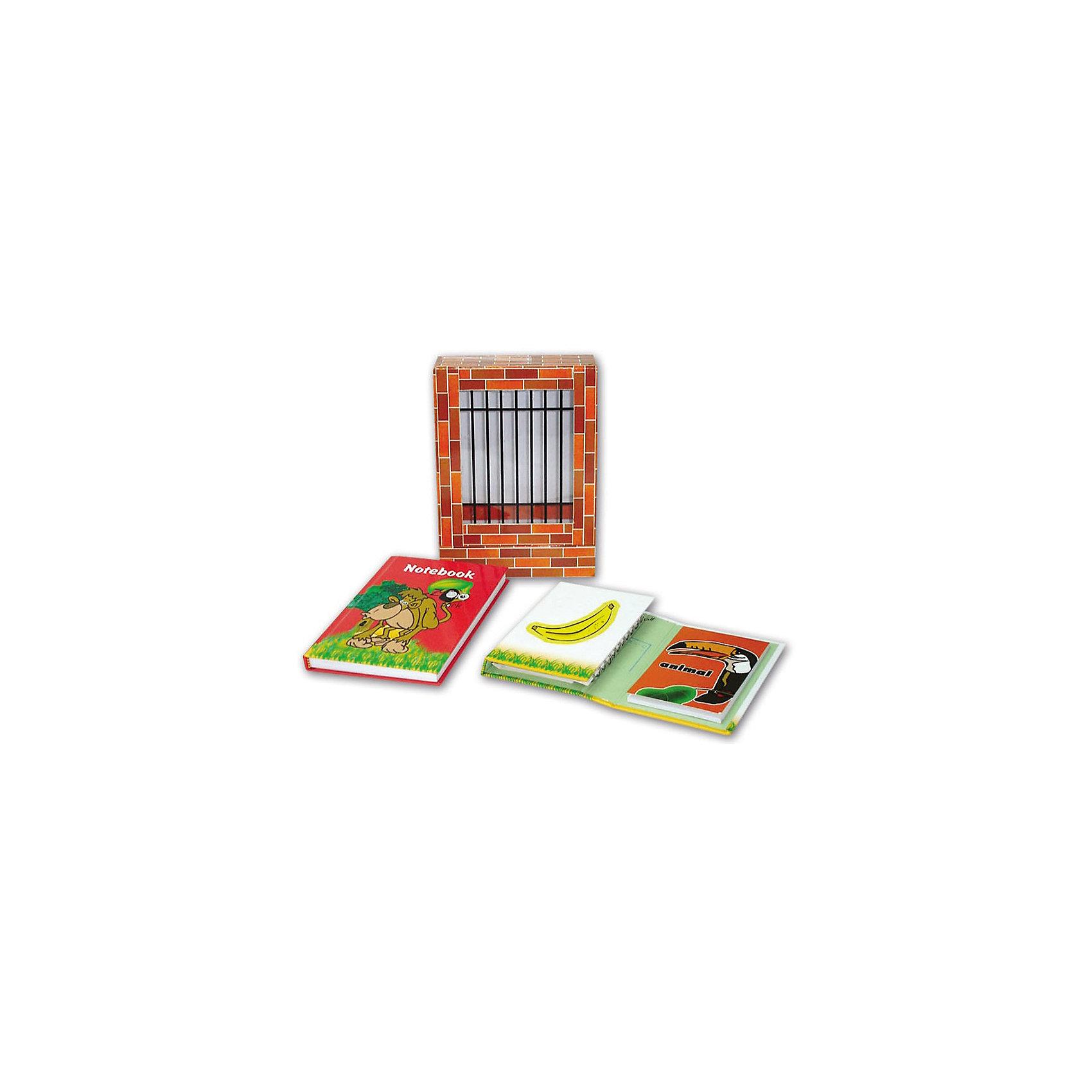 Подарочный канцелярский набор ЗоопаркТакой канцелярский набор непременно пригодится каждому школьнику!<br><br>Дополнительная информация:<br><br>- Возраст: от 6 лет.<br>- В наборе: 2 записные книжки (9х14 см., 80 листов), блок для записей(8х11 см., 40 листов).<br>- Вес в упаковке: 400 г.<br><br>Купить подарочный канцелярский набор Зоопарк можно в нашем магазине.<br><br>Ширина мм: 9999<br>Глубина мм: 9999<br>Высота мм: 9999<br>Вес г: 400<br>Возраст от месяцев: 72<br>Возраст до месяцев: 2147483647<br>Пол: Унисекс<br>Возраст: Детский<br>SKU: 4943612