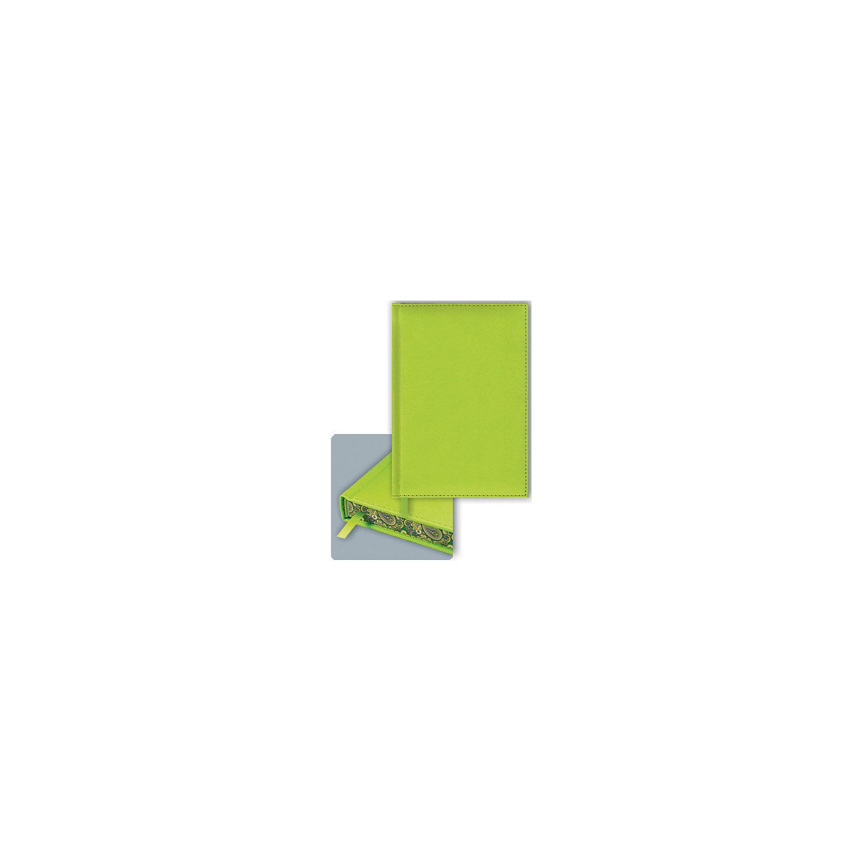 Ежедневник А5 недатированный, салатовыйУниверсальный недатированный ежедневник пригодится как деловому взрослому так и ребенку.<br><br>Дополнительная информация:<br><br>- Формат: А5.<br>- Линовка: линия.<br>- Количество страниц: 288<br>- Крепление: книжное (прошивка).<br>- Цвет: салатовый.<br>- Обложка: твердая.<br>- Материал: бумага, картон.<br>- Размер упаковки: 14,5х21х2 см.<br>- Вес в упаковке: 400 г.<br><br>Купить ежедневник недатированный в салатовом цвете, можно в нашем магазине.<br><br>Ширина мм: 145<br>Глубина мм: 210<br>Высота мм: 20<br>Вес г: 400<br>Возраст от месяцев: 120<br>Возраст до месяцев: 2147483647<br>Пол: Унисекс<br>Возраст: Детский<br>SKU: 4943628