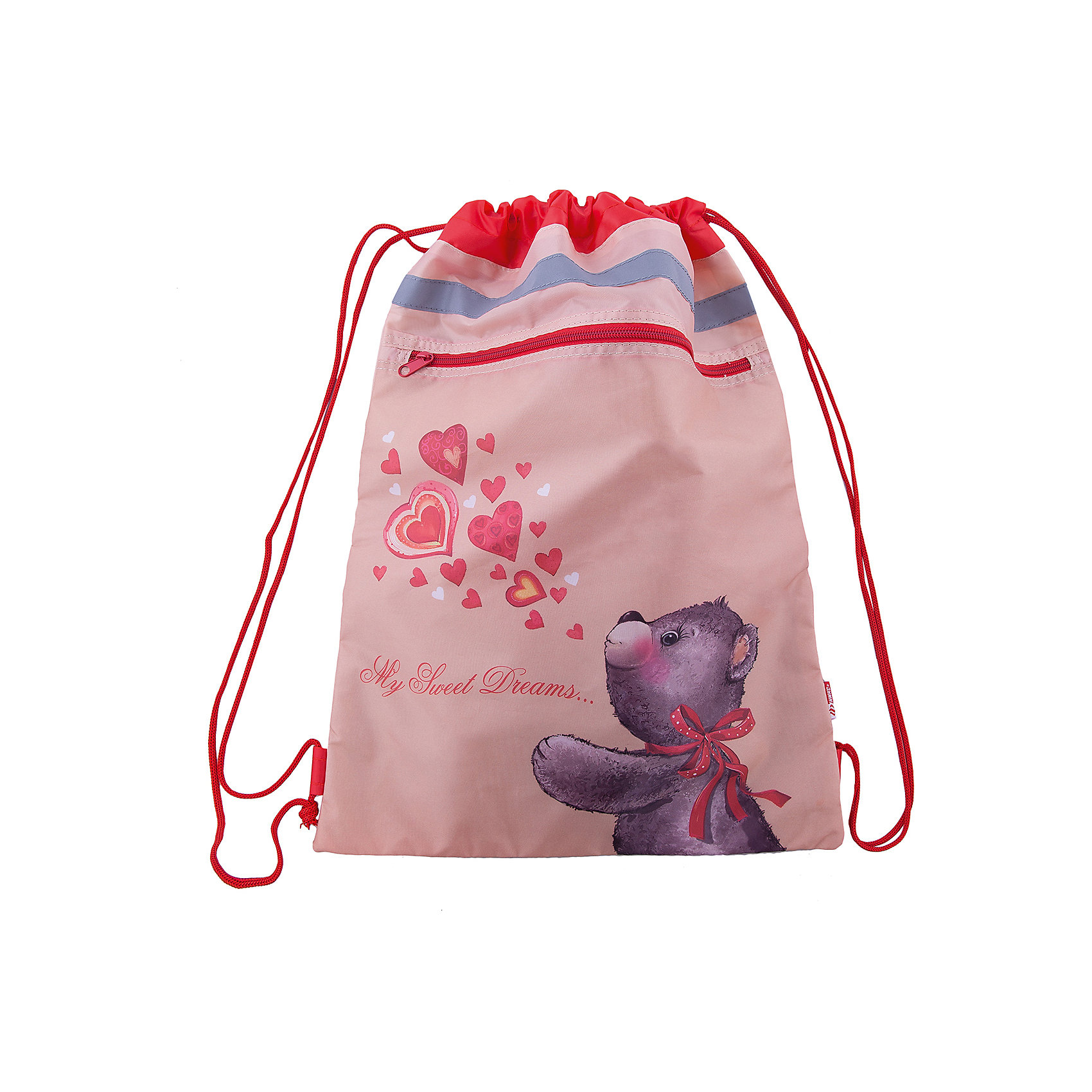Феникс+ Мешок для обуви Мишка и сердечки кресло мешок купить в магазине