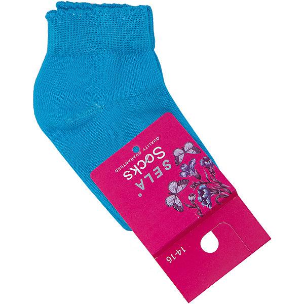 Носки для девочки SELAНоски<br>Удобные носки - неотъемлемая составляющая комфорта ребенка. Эта модель отлично сидит на девочке, она сшита из приятного на ощупь материала, мягкая и дышащая. Натуральный хлопок в составе ткани не вызывает аллергии и обеспечивает ребенку комфорт. Мягкая резинка не сдавливает ногу.<br>Одежда от бренда Sela (Села) - это качество по приемлемым ценам. Многие российские родители уже оценили преимущества продукции этой компании и всё чаще приобретают одежду и аксессуары Sela.<br><br>Дополнительная информация:<br><br>цвет: зеленый;<br>материал: 75% хлопок, 20% ПЭ, 5% эластан;<br>мягкая резинка;<br>трикотаж.<br><br>Носки для девочки от бренда Sela можно купить в нашем интернет-магазине.<br><br>Ширина мм: 87<br>Глубина мм: 10<br>Высота мм: 105<br>Вес г: 115<br>Цвет: зеленый<br>Возраст от месяцев: 21<br>Возраст до месяцев: 24<br>Пол: Женский<br>Возраст: Детский<br>Размер: 22-25,28-30,27/28,25-27<br>SKU: 4943943