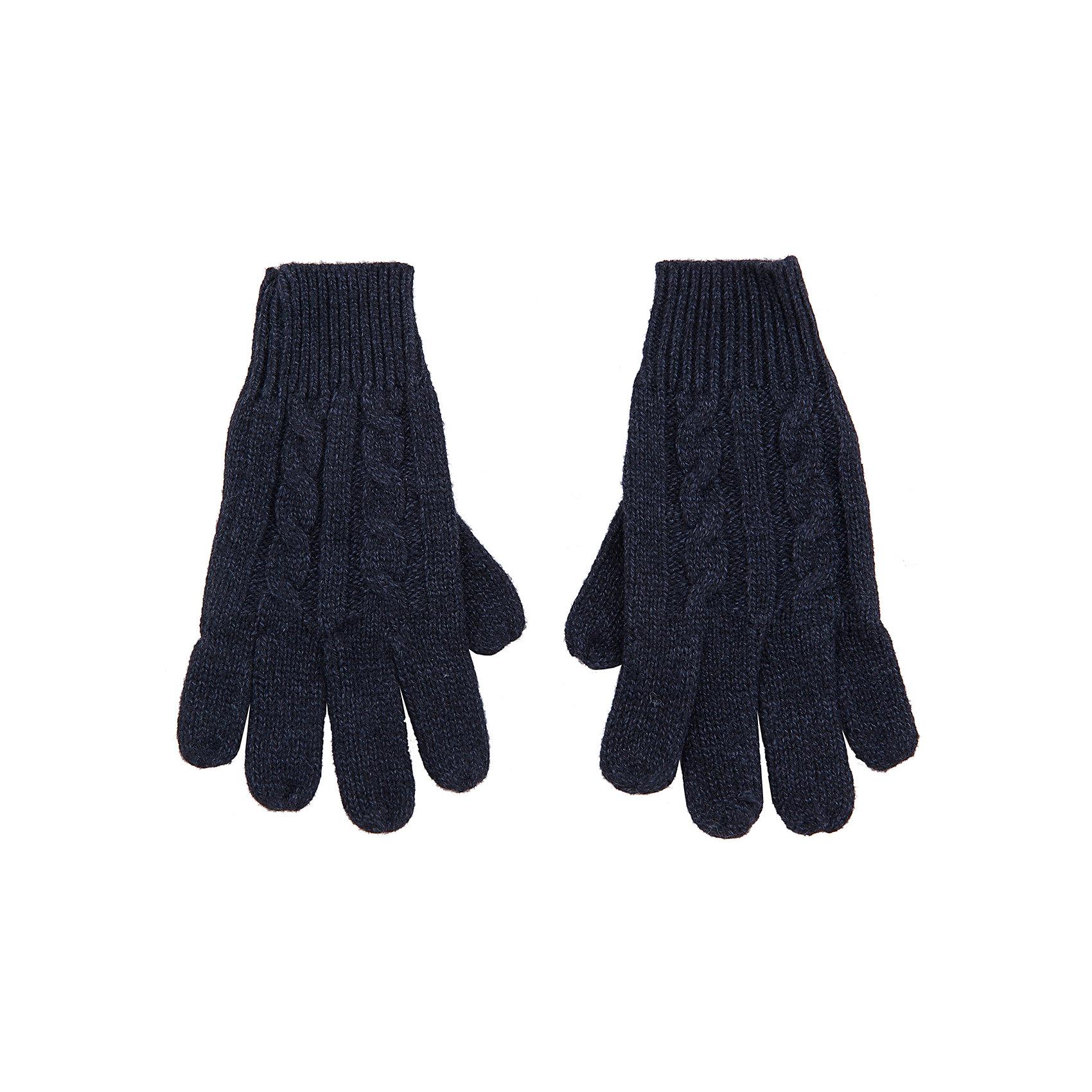 Перчатки для мальчика SELAУдобные теплые перчатки - незаменимая вещь в прохладное время года. Эта модель отлично сидит на ребенке, она сделана из плотного материала, позволяет гулять с комфортом на свежем воздухе зимой. Качественная пряжа не вызывает аллергии и обеспечивает ребенку комфорт. Модель будет уместна в различных сочетаниях.<br>Одежда от бренда Sela (Села) - это качество по приемлемым ценам. Многие российские родители уже оценили преимущества продукции этой компании и всё чаще приобретают одежду и аксессуары Sela.<br><br>Дополнительная информация:<br><br>мягкая резинка;<br>материал: 40% ПЭ, 30% акрил, 20% нейлон, 10% шерсть;<br>вязаный узор.<br><br>Перчатки для мальчика от бренда Sela можно купить в нашем интернет-магазине.<br><br>Ширина мм: 162<br>Глубина мм: 171<br>Высота мм: 55<br>Вес г: 119<br>Цвет: синий<br>Возраст от месяцев: 120<br>Возраст до месяцев: 156<br>Пол: Мужской<br>Возраст: Детский<br>Размер: 18,16<br>SKU: 4943980