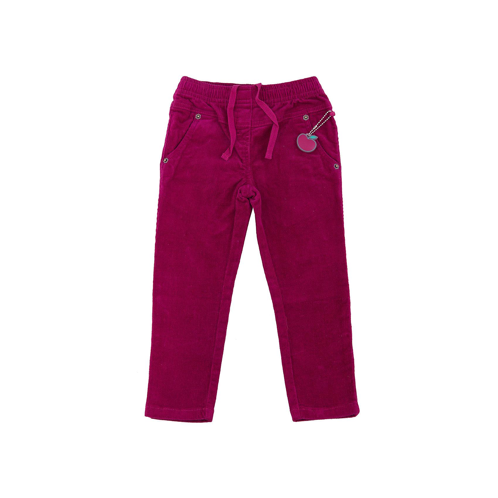 Брюки для девочки SELAСтильные брюки - незаменимая вещь в прохладное время года. Эта модель отлично сидит на ребенке, она сшита из плотного материала, натуральный хлопок не вызывает аллергии и обеспечивает ребенку комфорт. Модель станет отличной базовой вещью, которая будет уместна в различных сочетаниях.<br>Одежда от бренда Sela (Села) - это качество по приемлемым ценам. Многие российские родители уже оценили преимущества продукции этой компании и всё чаще приобретают одежду и аксессуары Sela.<br><br>Дополнительная информация:<br><br>цвет: красный;<br>материал: 100% хлопок;<br>плотный материал;<br>резинка в поясе.<br><br>Брюки для девочки от бренда Sela можно купить в нашем интернет-магазине.<br><br>Ширина мм: 215<br>Глубина мм: 88<br>Высота мм: 191<br>Вес г: 336<br>Цвет: красный<br>Возраст от месяцев: 60<br>Возраст до месяцев: 72<br>Пол: Женский<br>Возраст: Детский<br>Размер: 116,92,98,104,110<br>SKU: 4944024